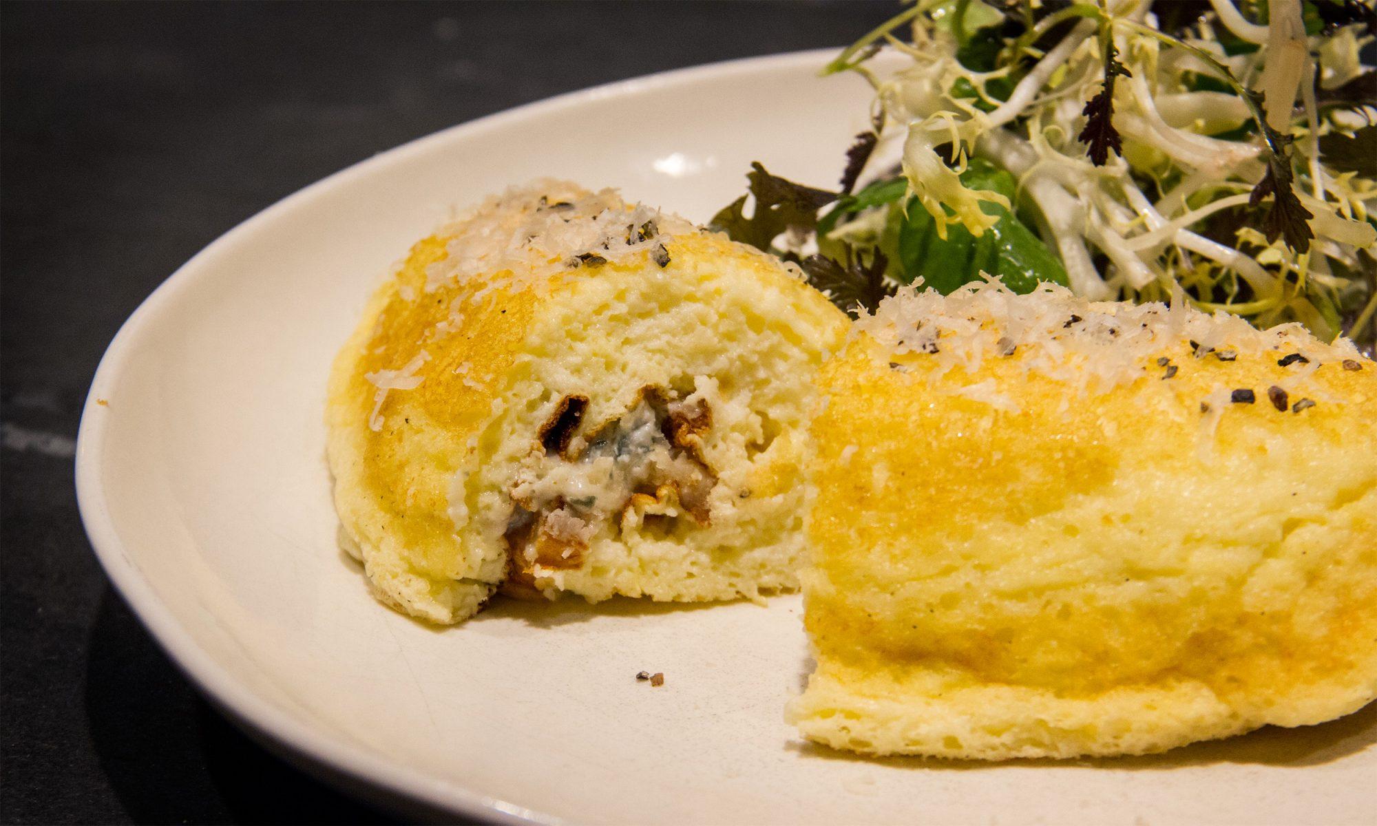 EC: This Omelet Tastes Just Like Cacio e Pepe—Minus the Pasta