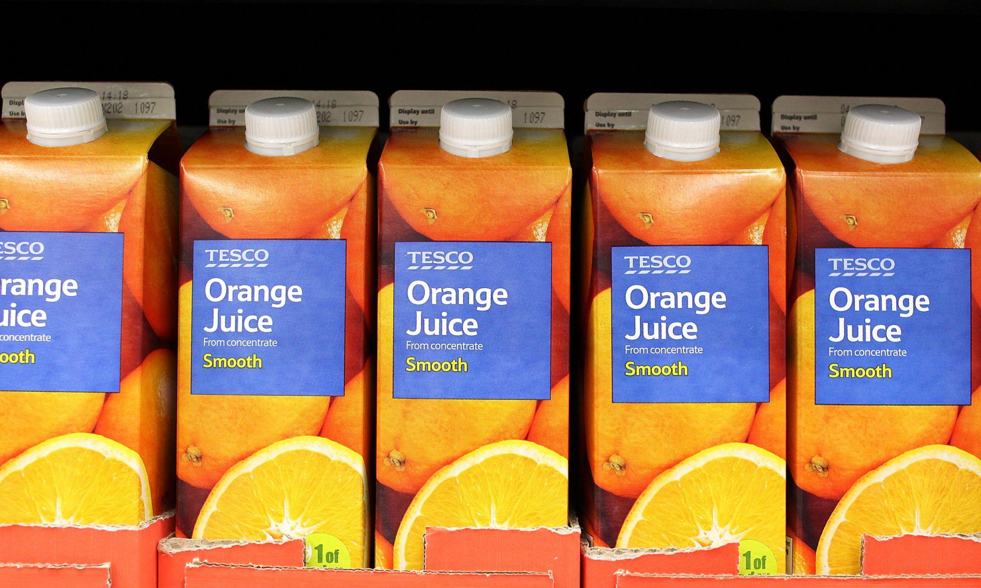 EC: Gang Caught Smuggling Weed in Orange Juice Cartons