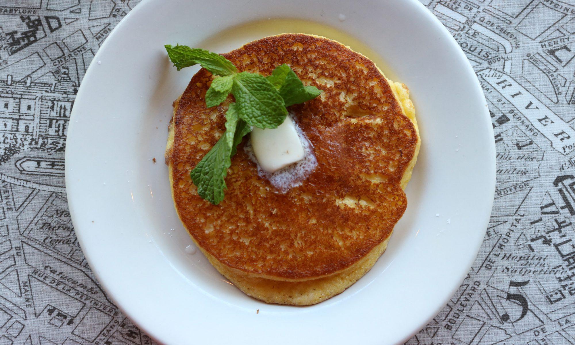 EC: 4 Ways to Make Ordinary Pancakes Extraordinary