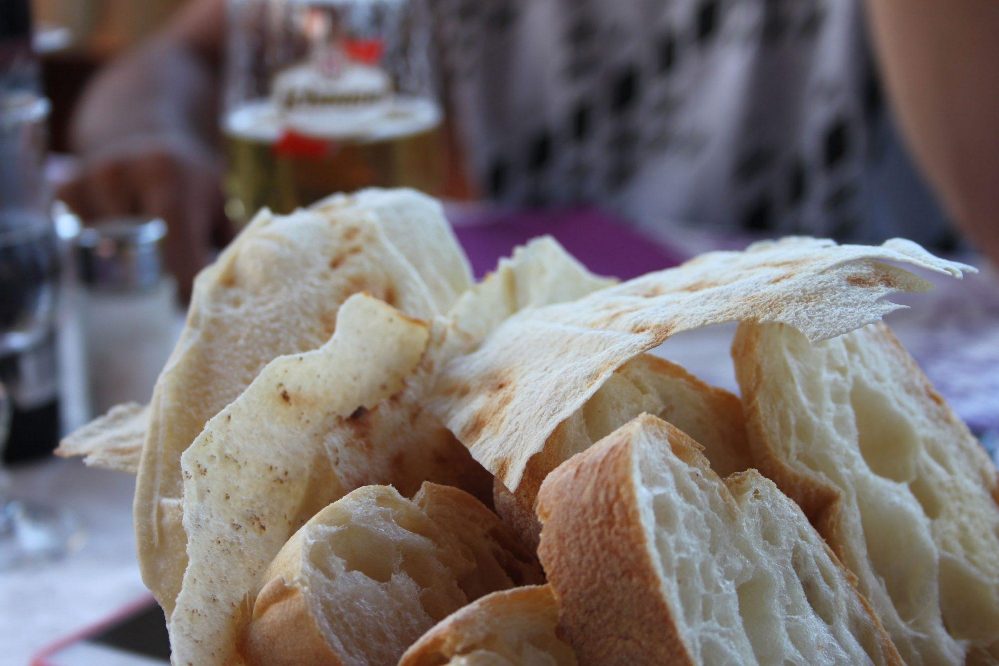 EC: The Simplest Italian Breakfast Is Breadcrumbs in Coffee