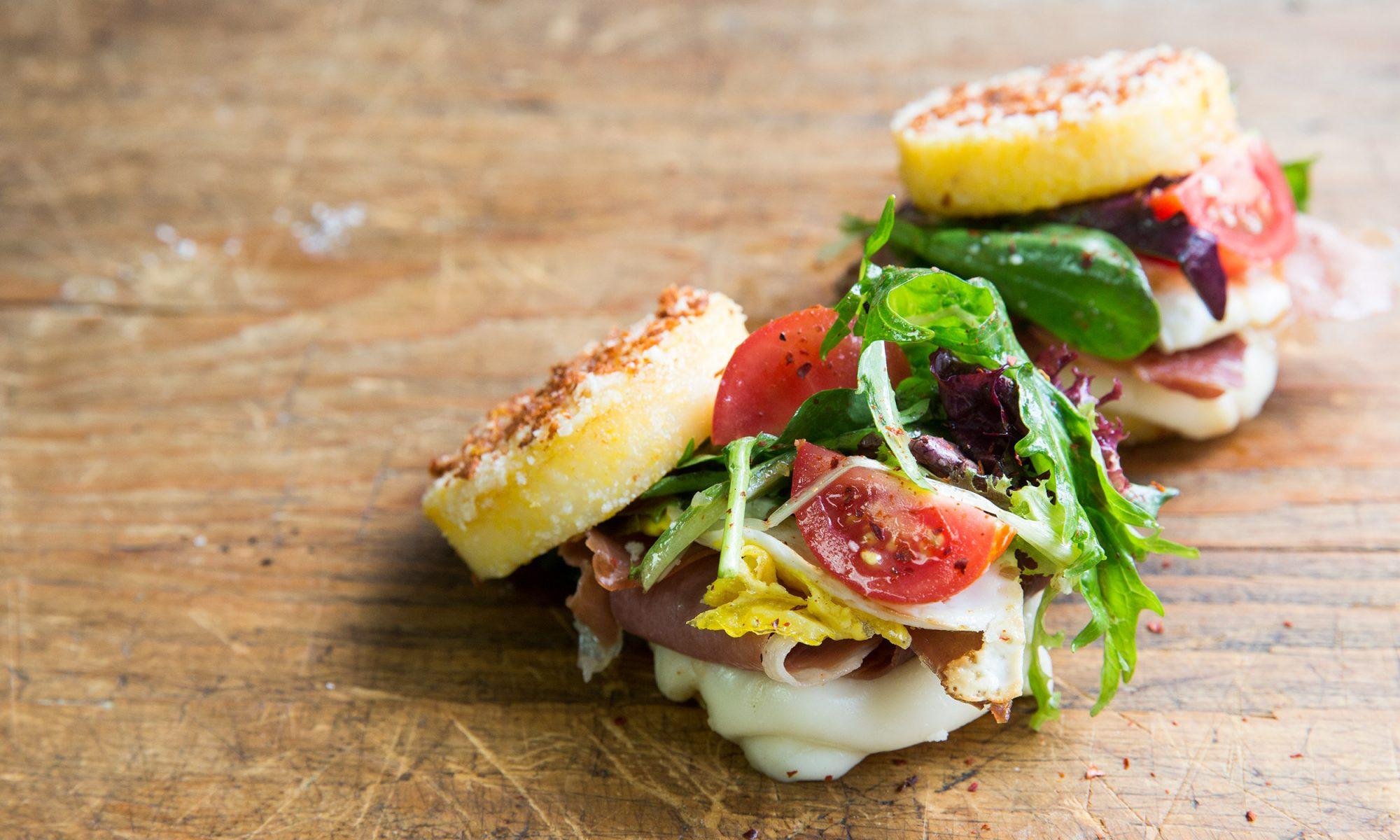 A New Breakfast Sandwich Recipe for Adventurous Chefs