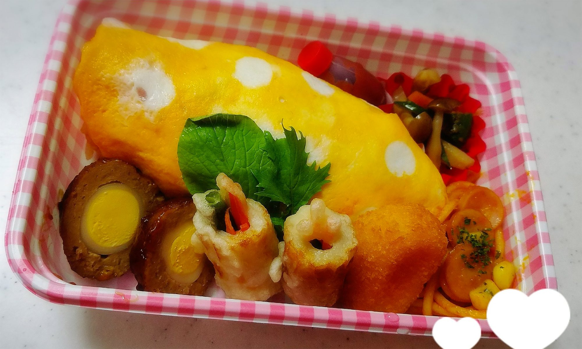 EC: Japanese Polka Dot Omelets Are the Cutest Way to Cook Eggs