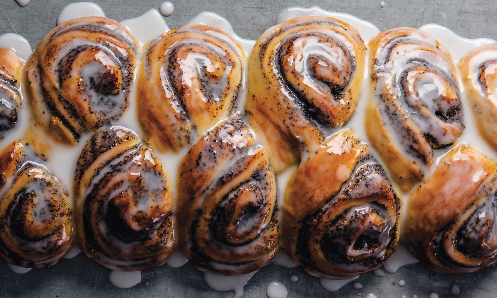 This Braided Poppy-Seed Roll Is a Delightful German Breakfast