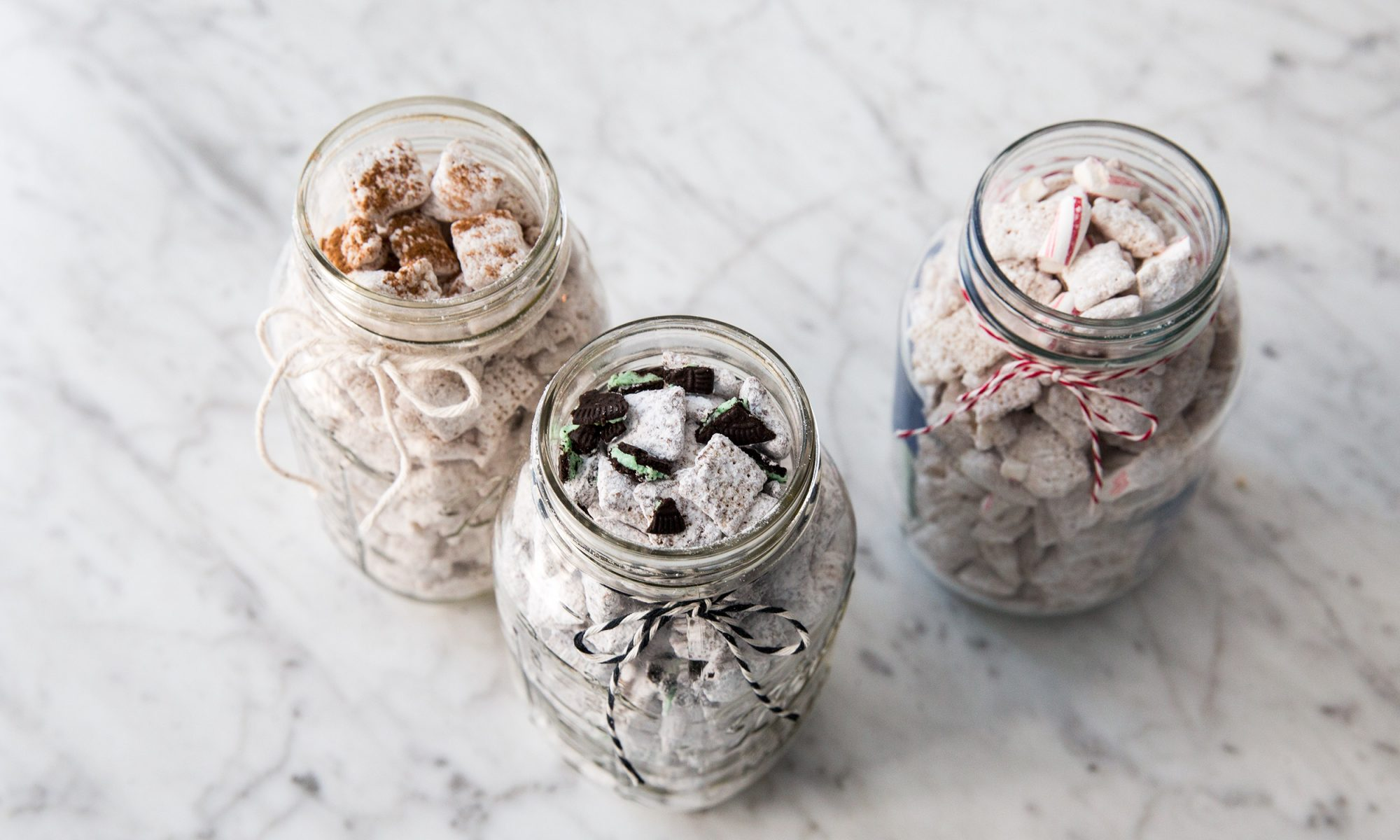 Celebrate the Holidays with These Puppy Chow Recipes