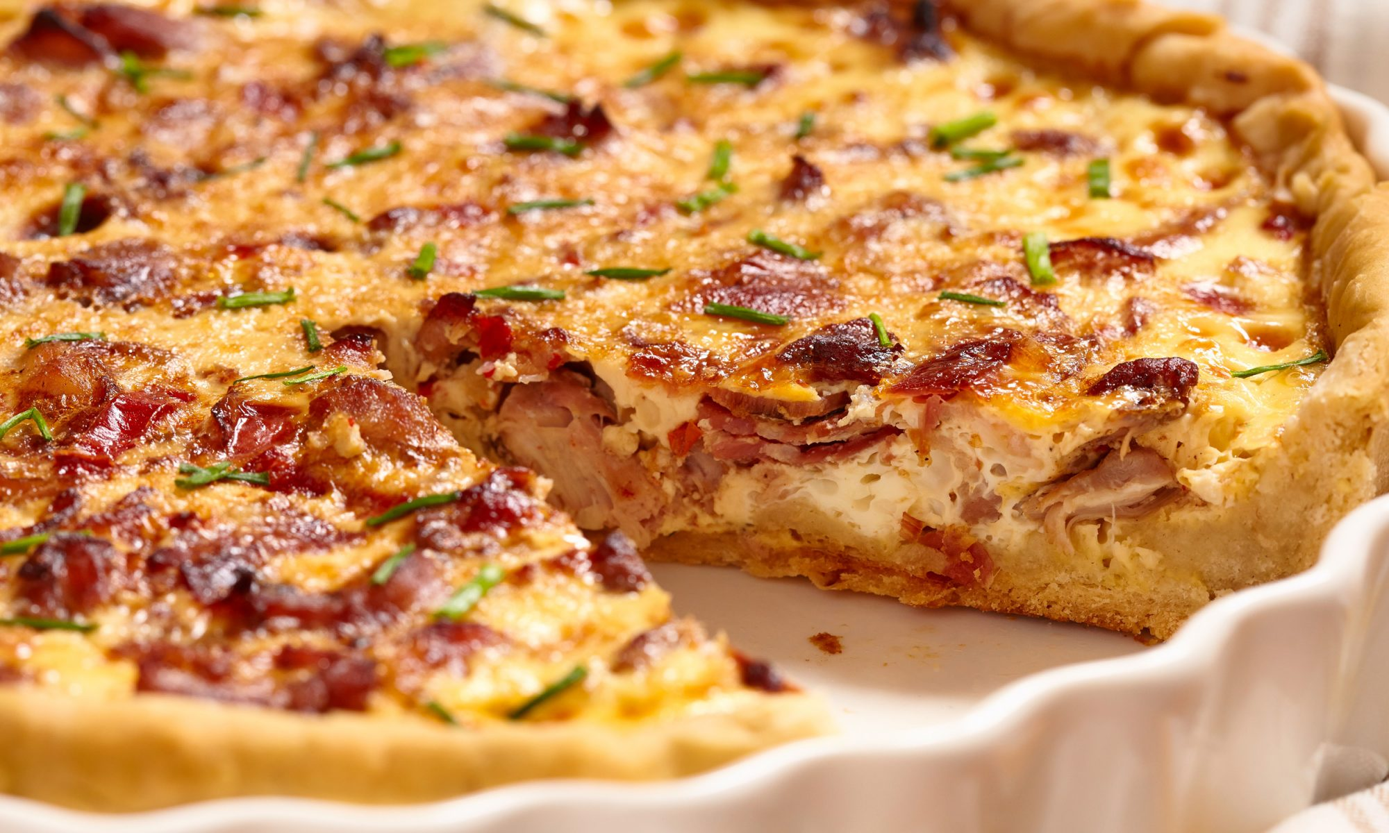 Even Egg Haters Will Like This Quiche