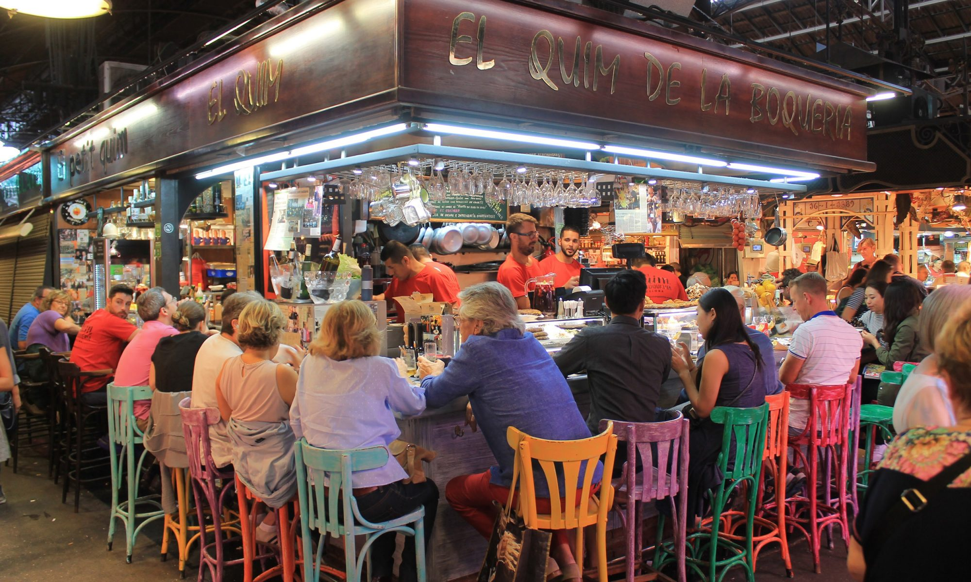 EC: The Best Breakfast in Barcelona Is at a Little Spot Called El Quim