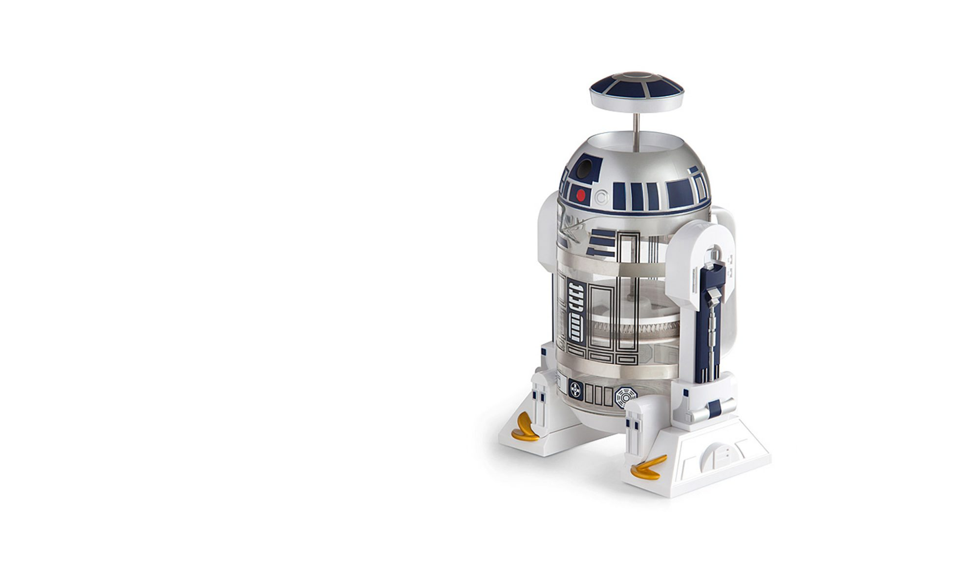 EC: This R2-D2 French Press Is Every Star Wars Fan's Caffeine Dream