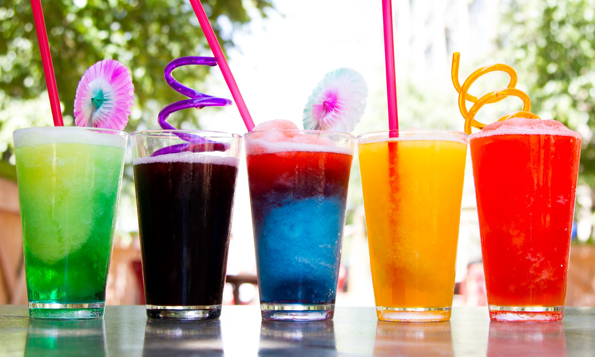 EC: Slurpee Brunch Cocktails Are Real and You Need One