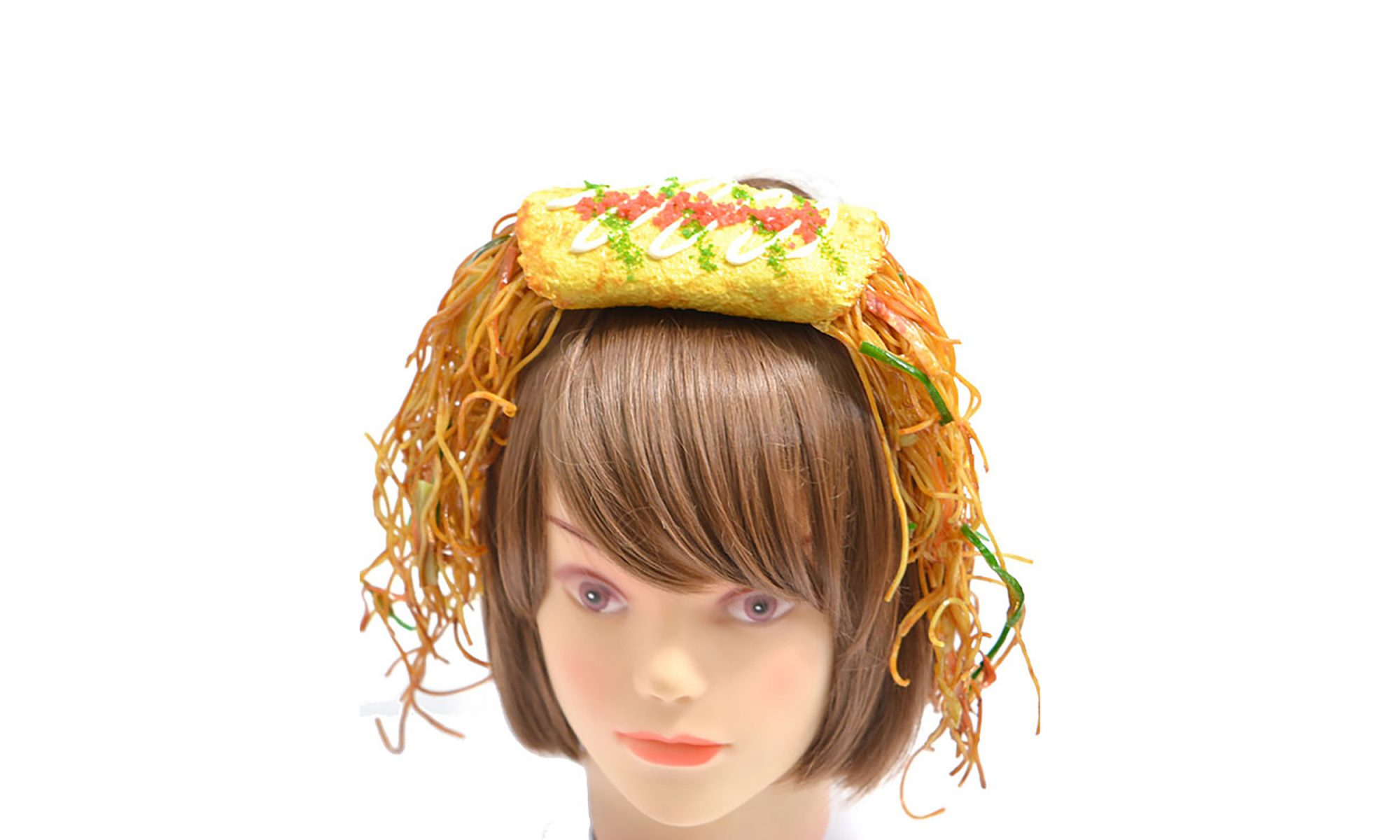 EC: Wear Your Breakfast with These Japanese Fake Food Accessories