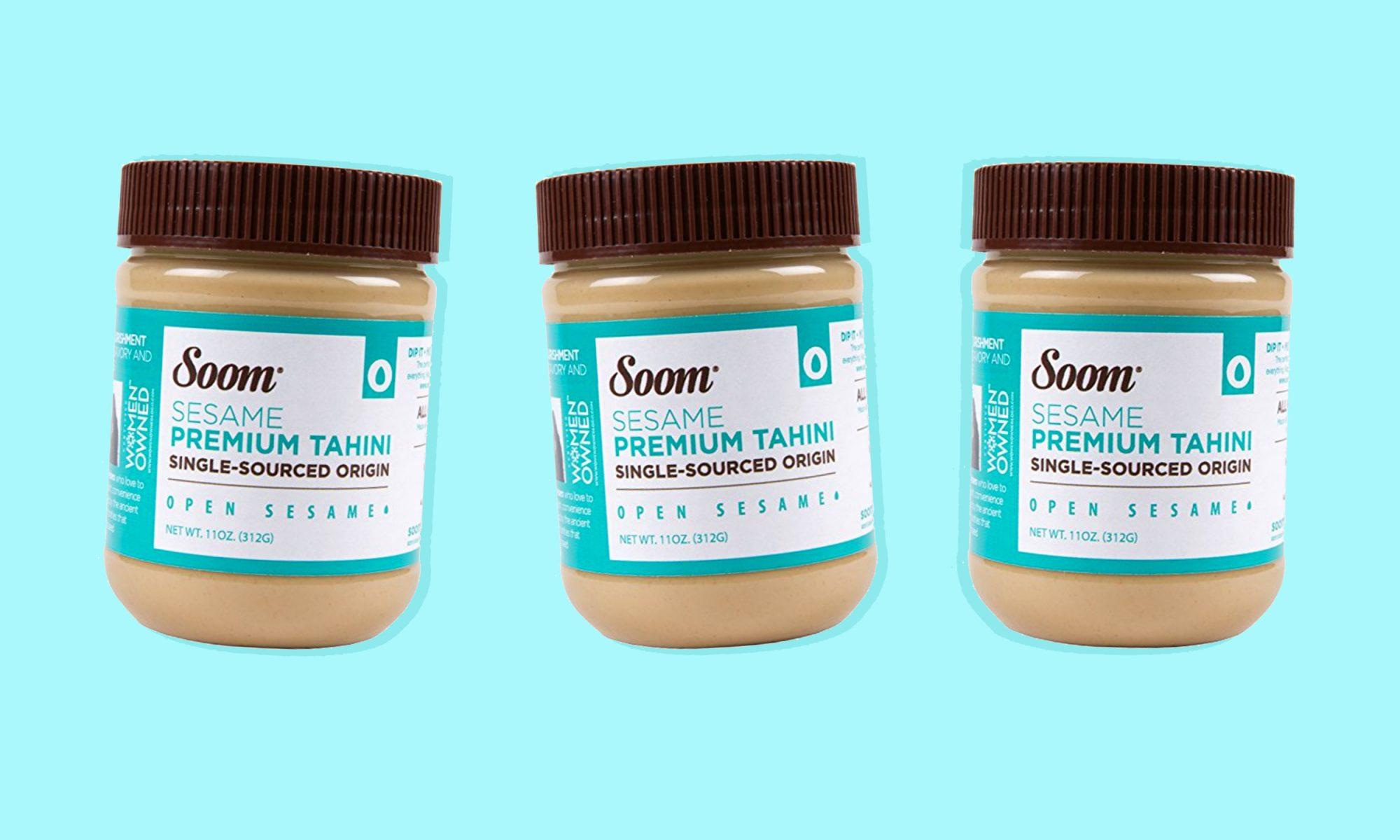 EC: This Tahini Will Make You a Person Who Cares About Tahini