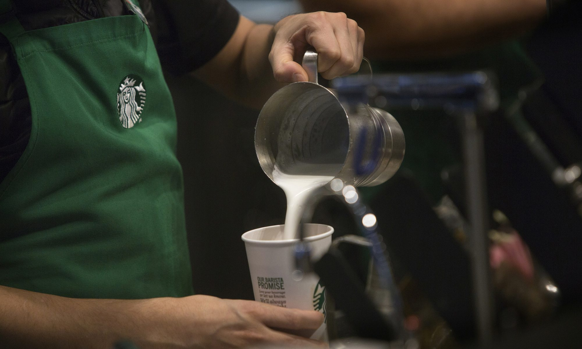 EC: Starbucks Sued for Allegedly Underfilling Lattes