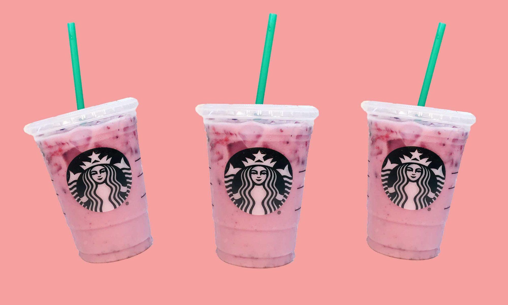 EC: The Biggest Starbucks Trend of 2016 Won't Surprise You