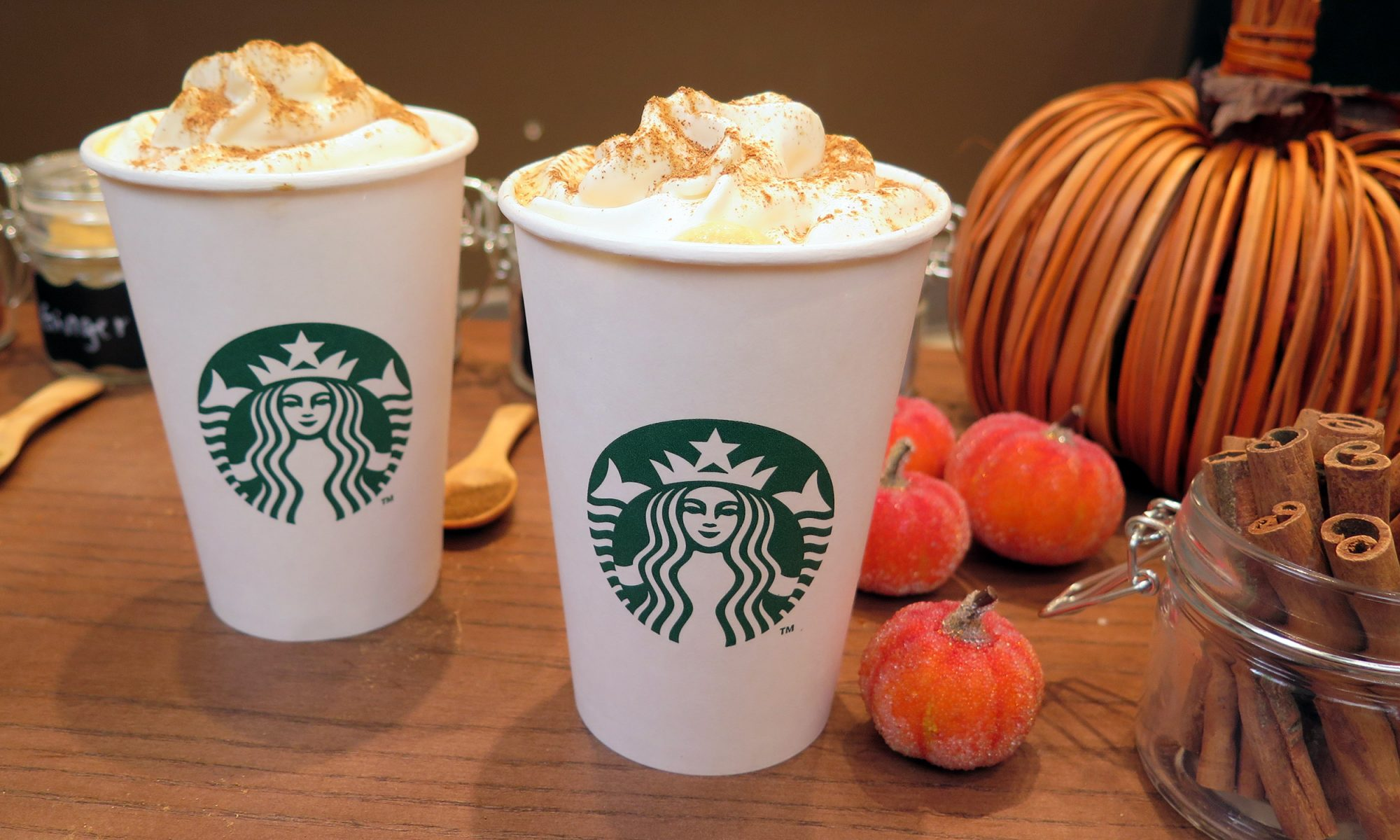 EC: Starbucks Pumpkin Spice Latte Returns on September 6