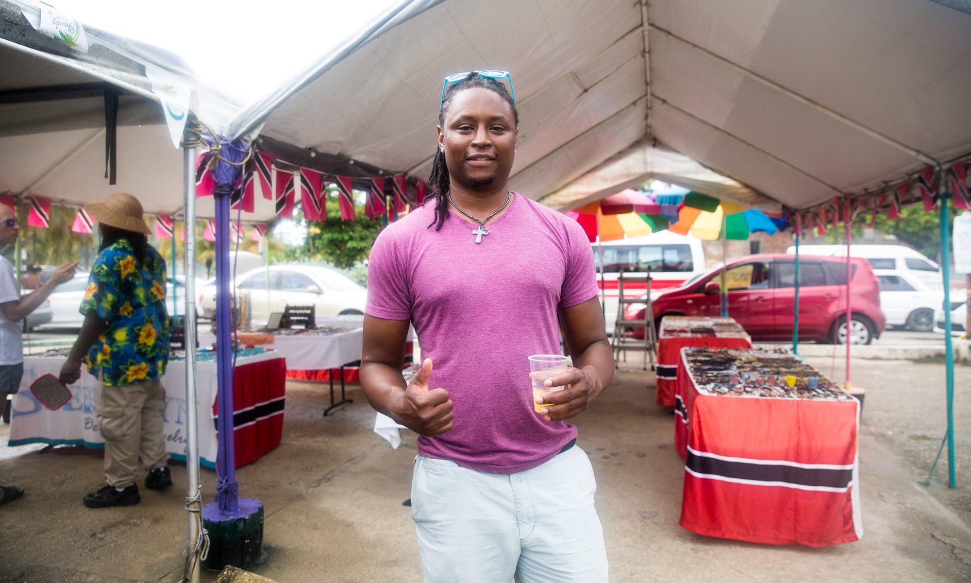 EC: Street Meet: Maracas Bay, Trinidad