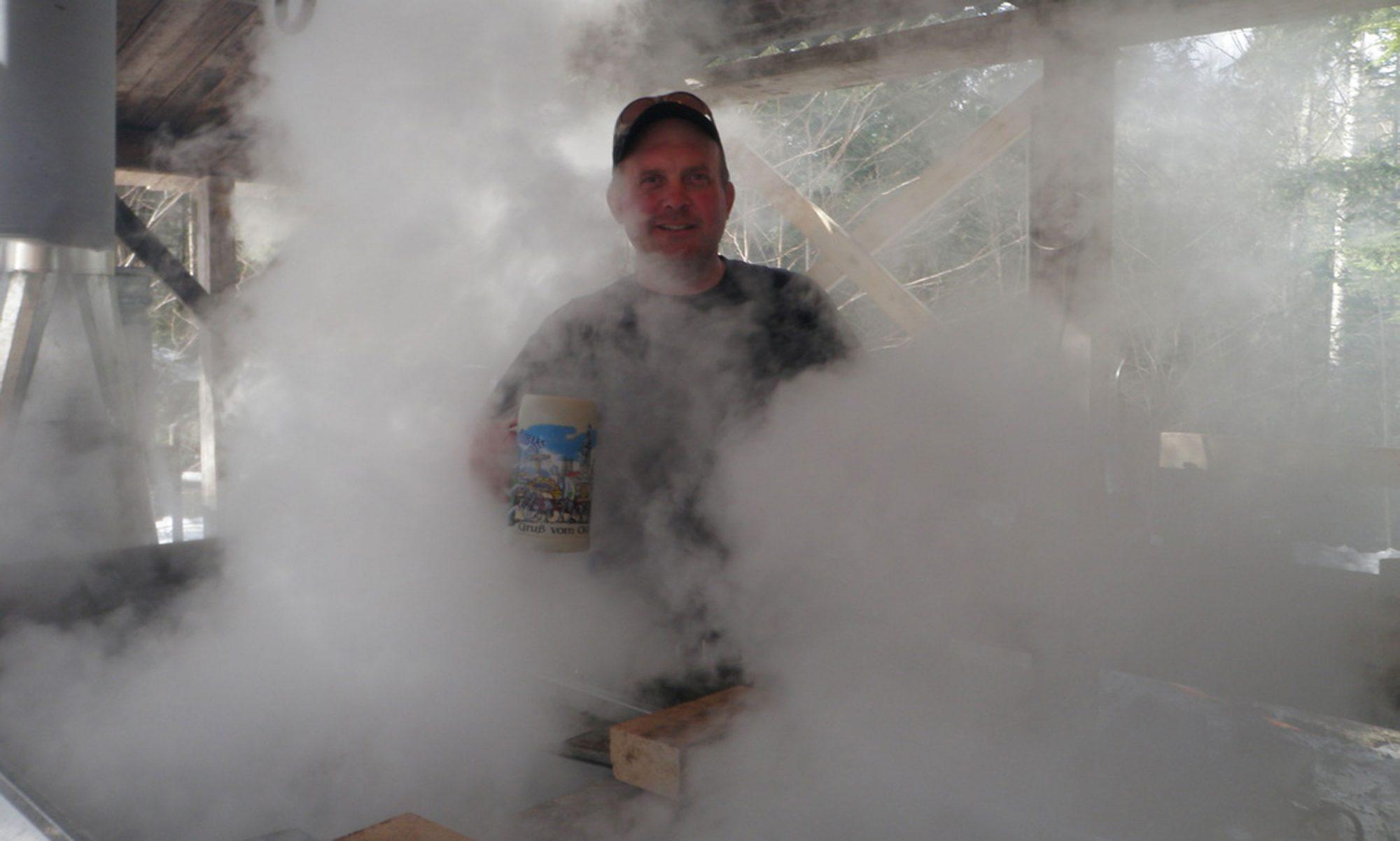 EC: Meet Sugar Bob, the Creator of Smoked Maple Syrup