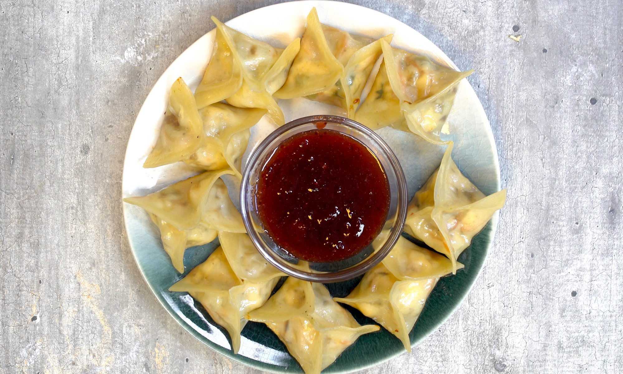 EC: How to Make Potstickers with Thanksgiving Leftovers