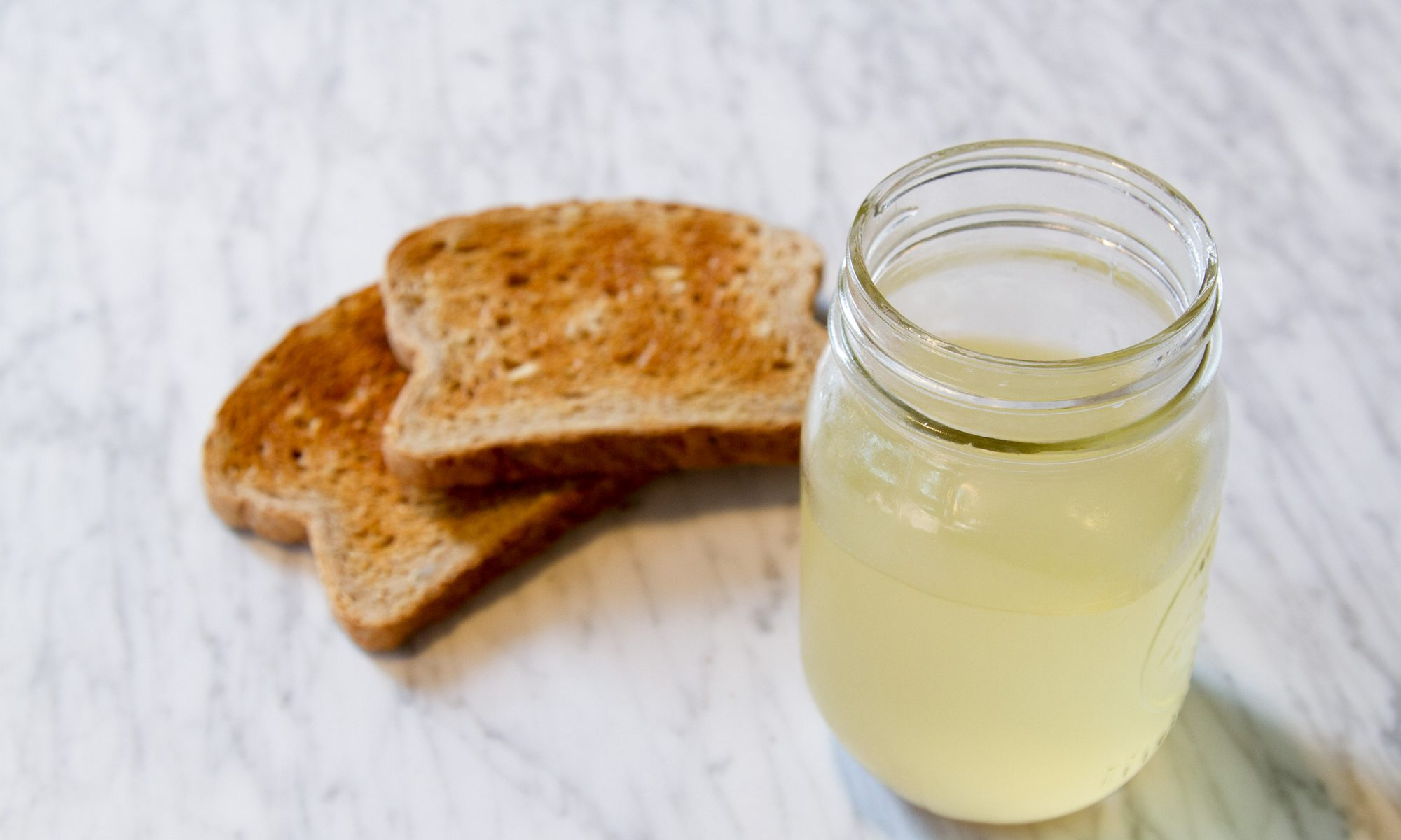 Toast Water Will Not Save You