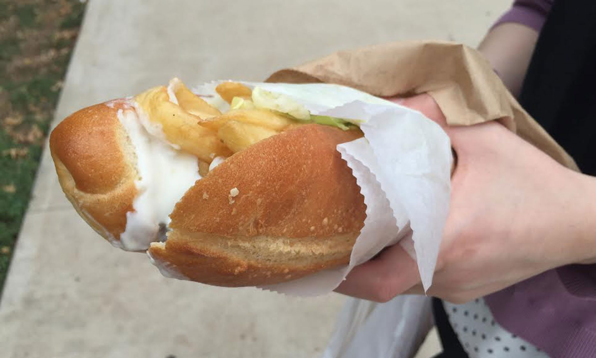 EC: The Fat Sandwich Is New Jersey's Best Hangover Cure