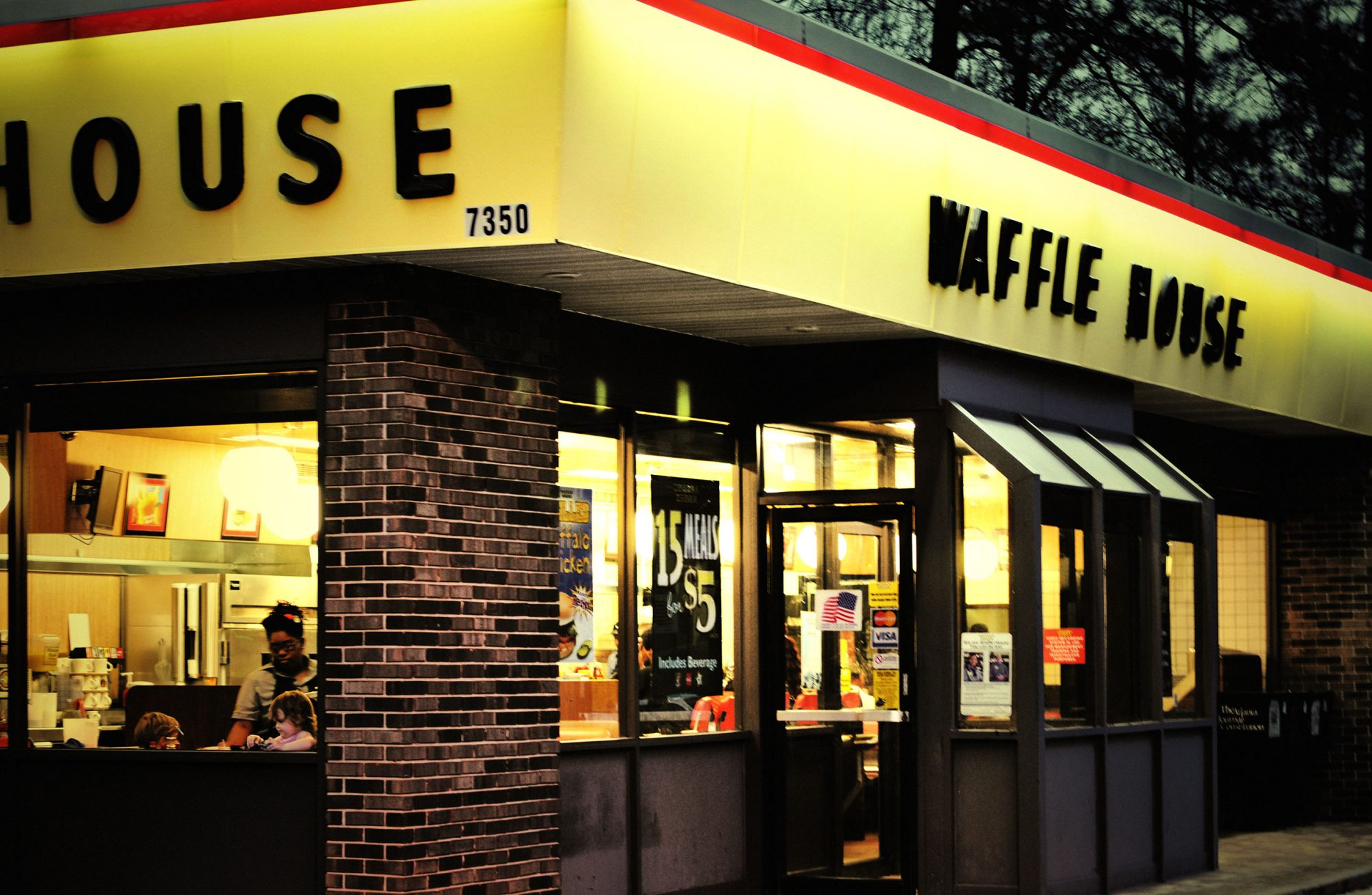 EC: The Personal Waffle House Index