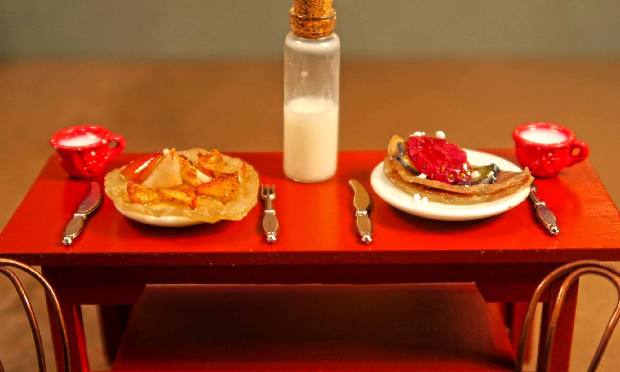EC: The Cutest Mini Food Videos on the Internet