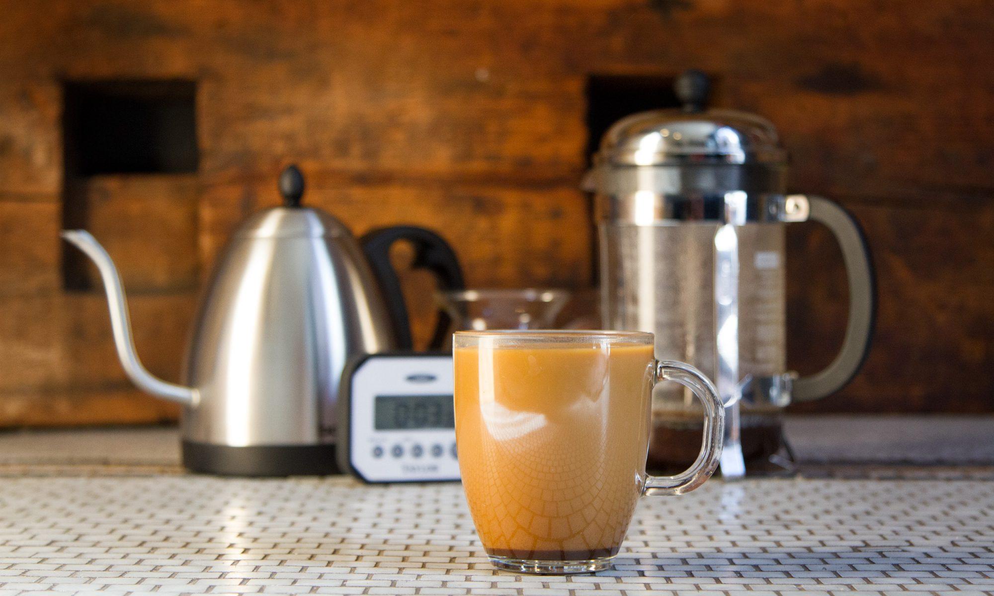 EC: Brew French Press Coffee Like a Pro