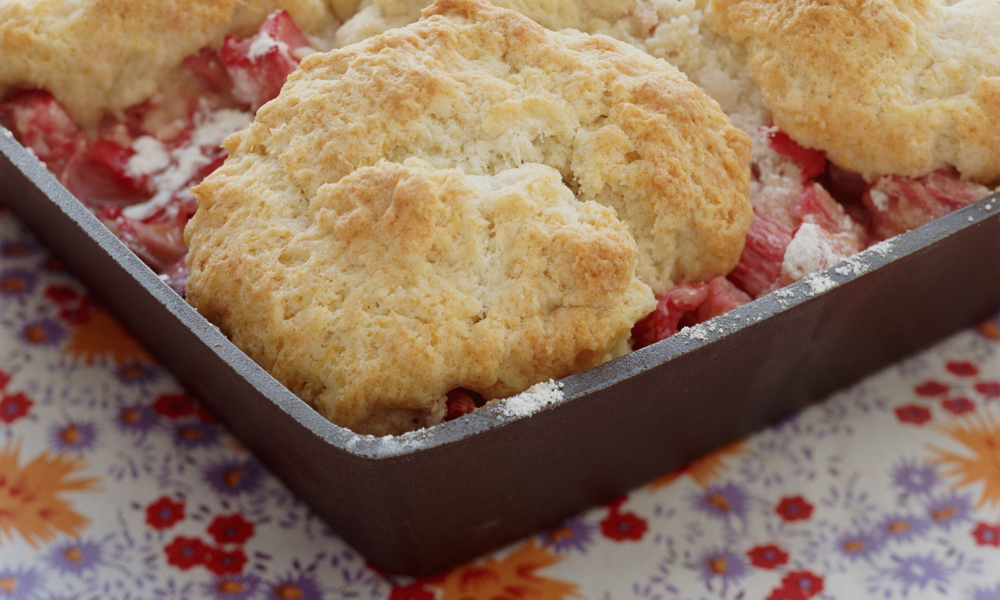 Breakfast Cobbler Is Better Than Breakfast Cake and Here's Why