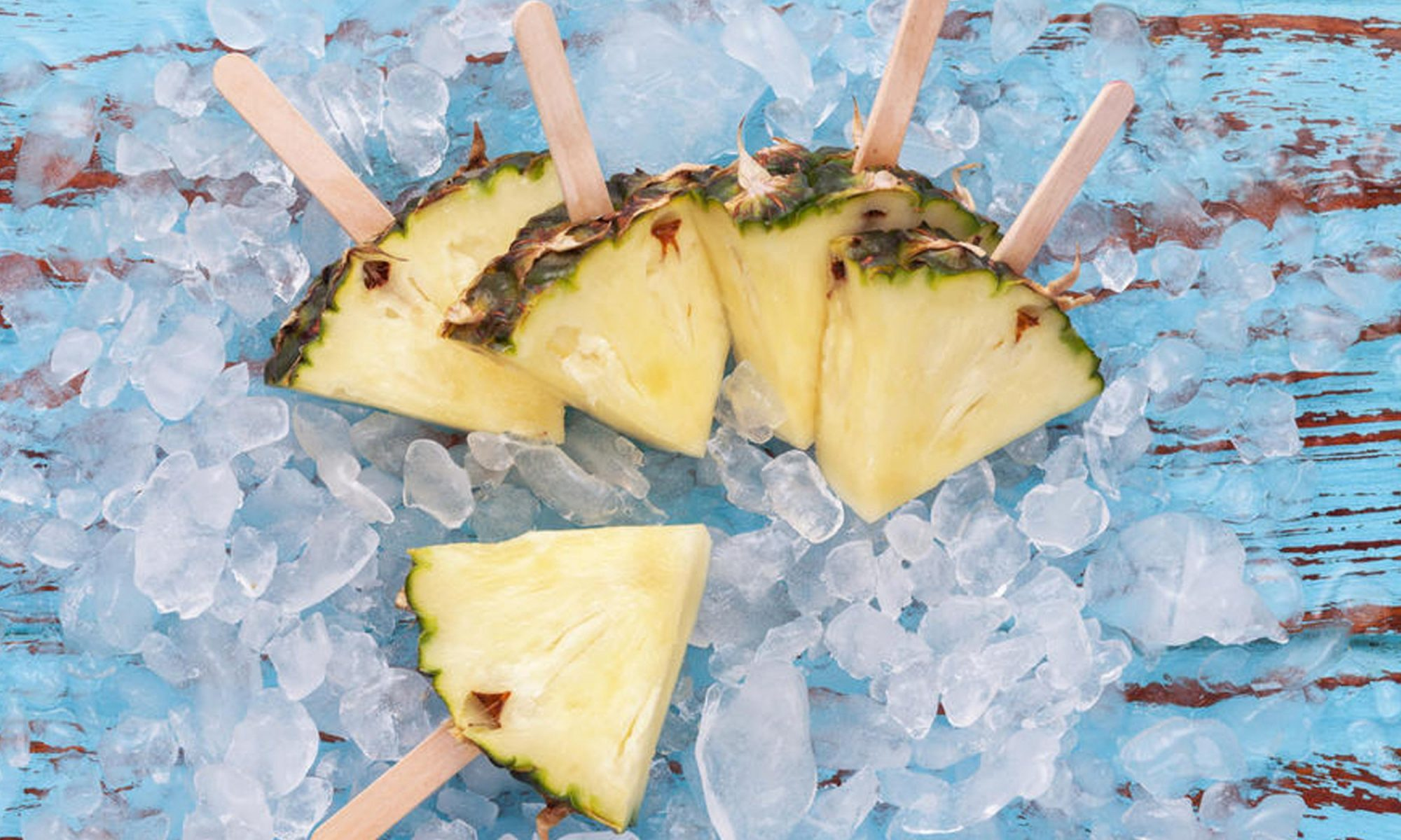 EC: Pro Tip: Keep Frozen Pineapple on Hand at All Times in the Summer