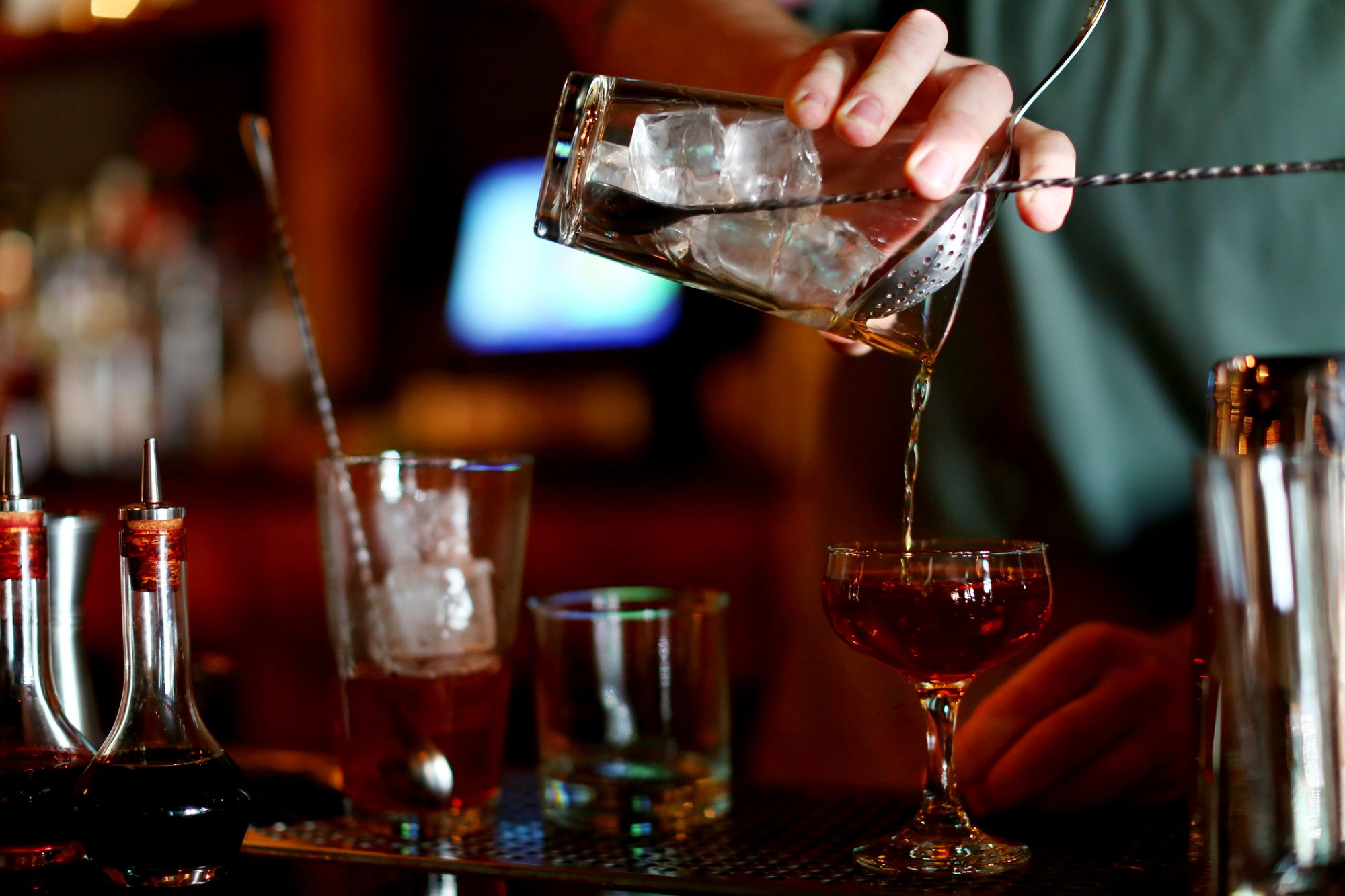 EC: Virtual Reality Cocktails Are the Booze of the Future