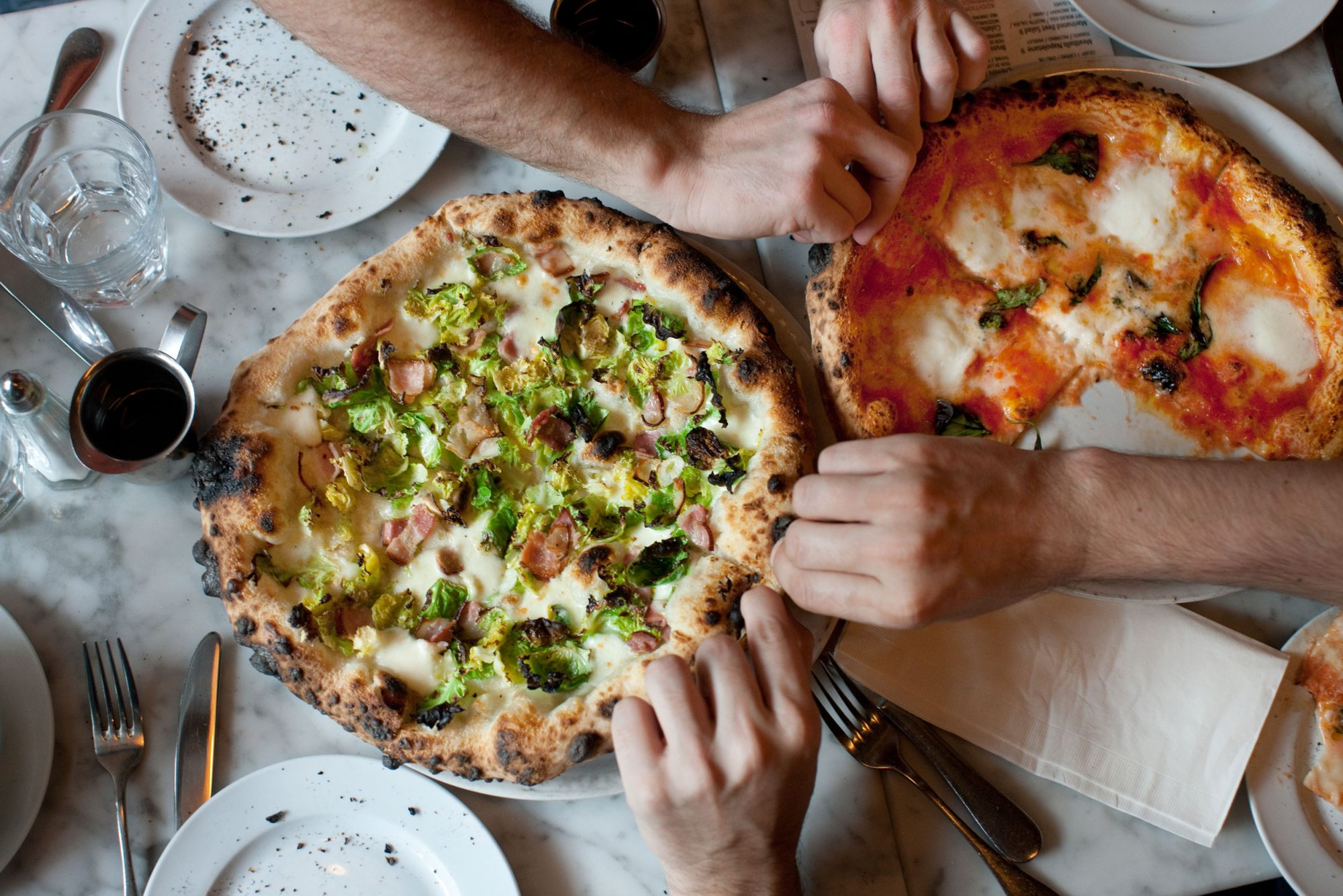 you could be paid to be a pizza taste tester in England