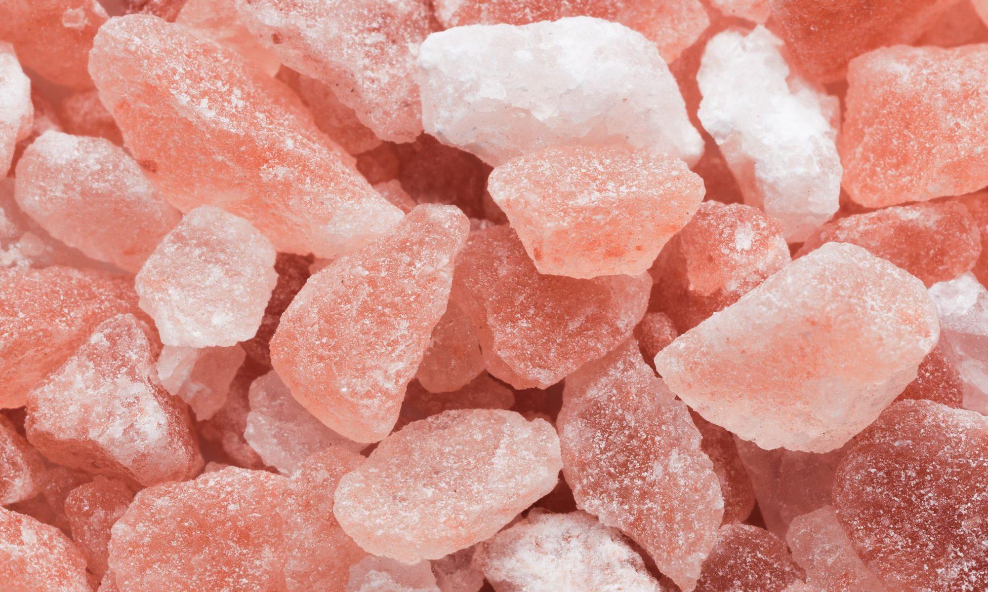 Himalayan Pink Rock Salt