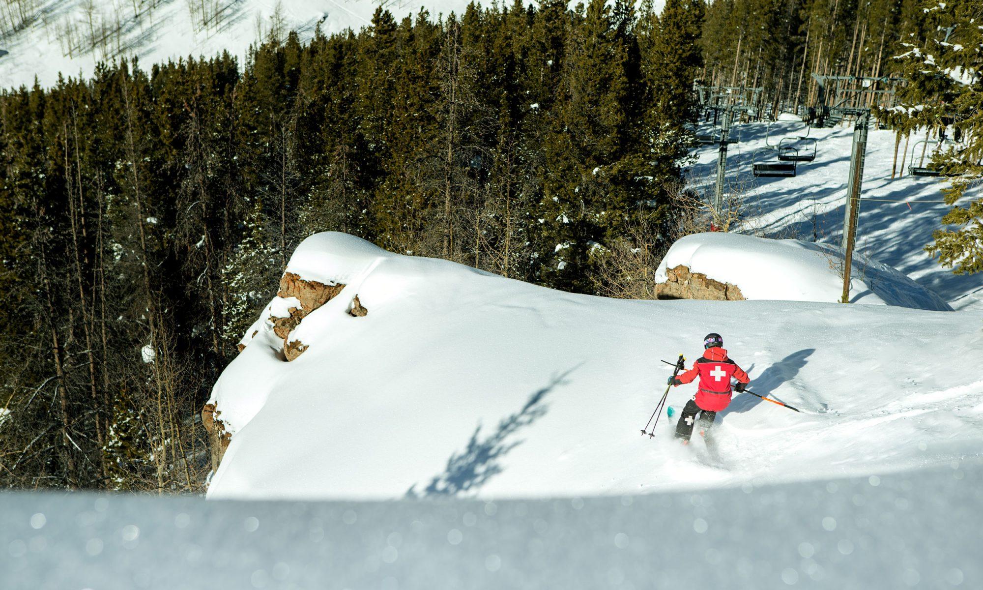 EC: How Ski Patrollers Do Breakfast