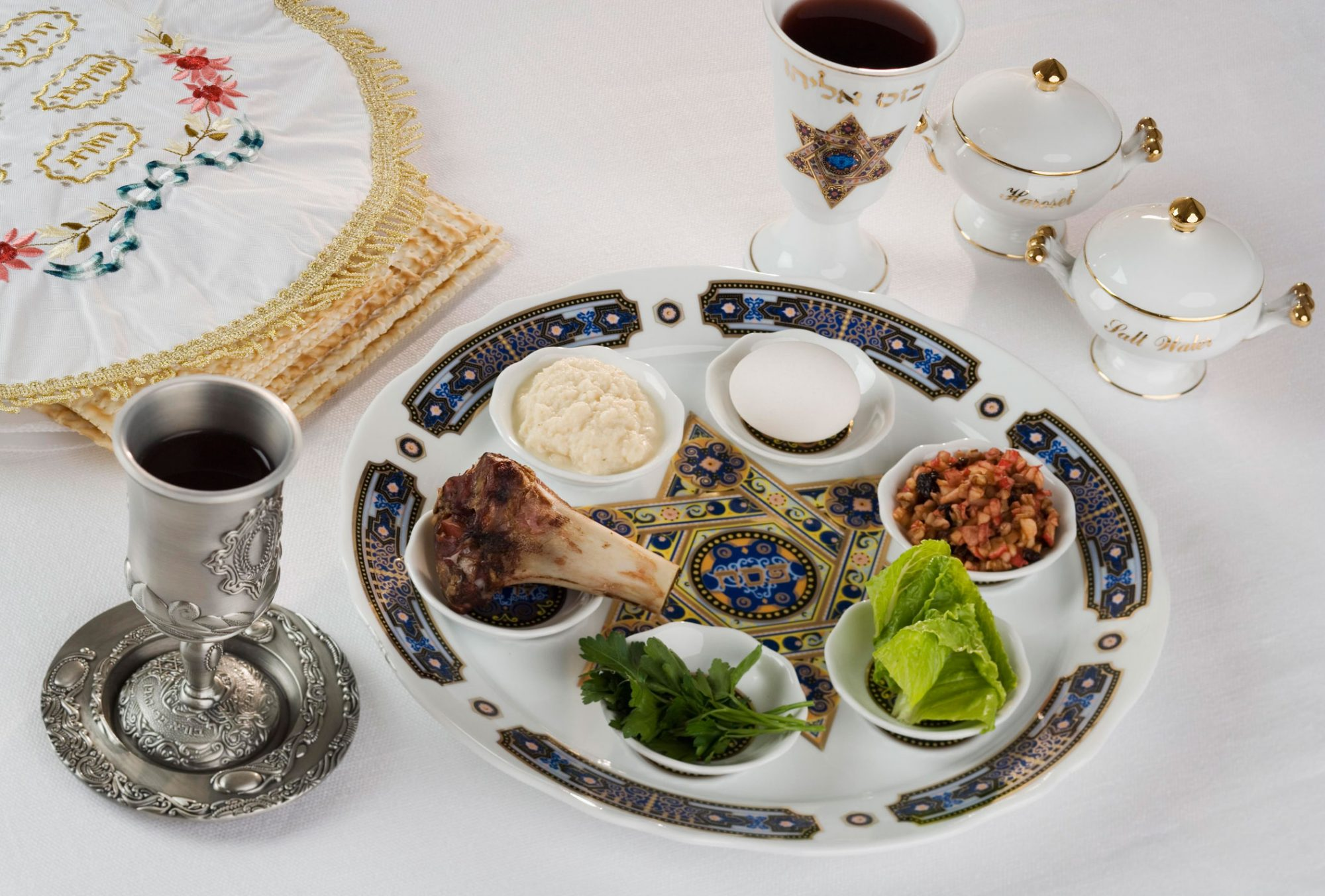EC: Foods That Are Better During Passover