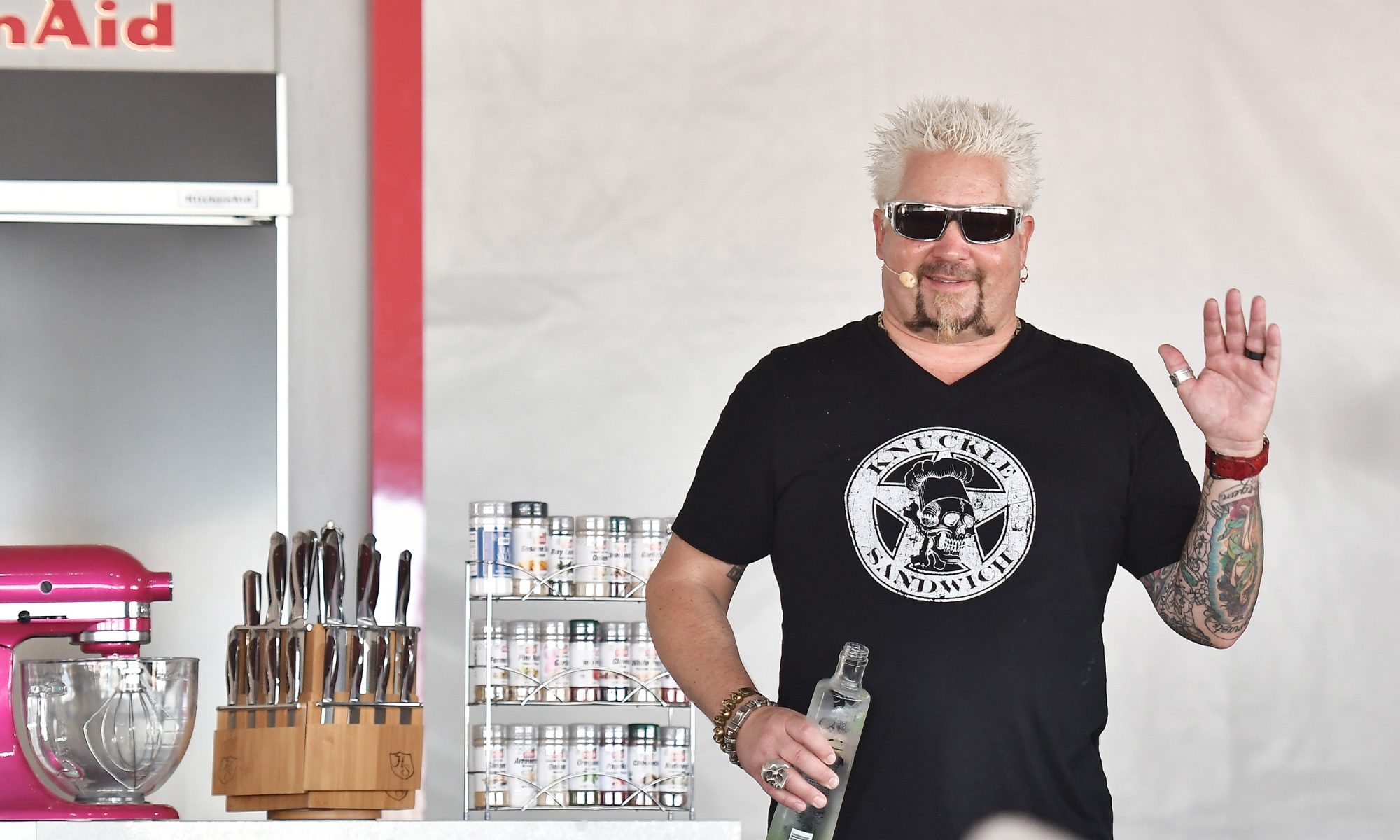 EC: Guy Fieri Has a Formula for How Much Bacon You Should Eat and How to Cook It Perfectly
