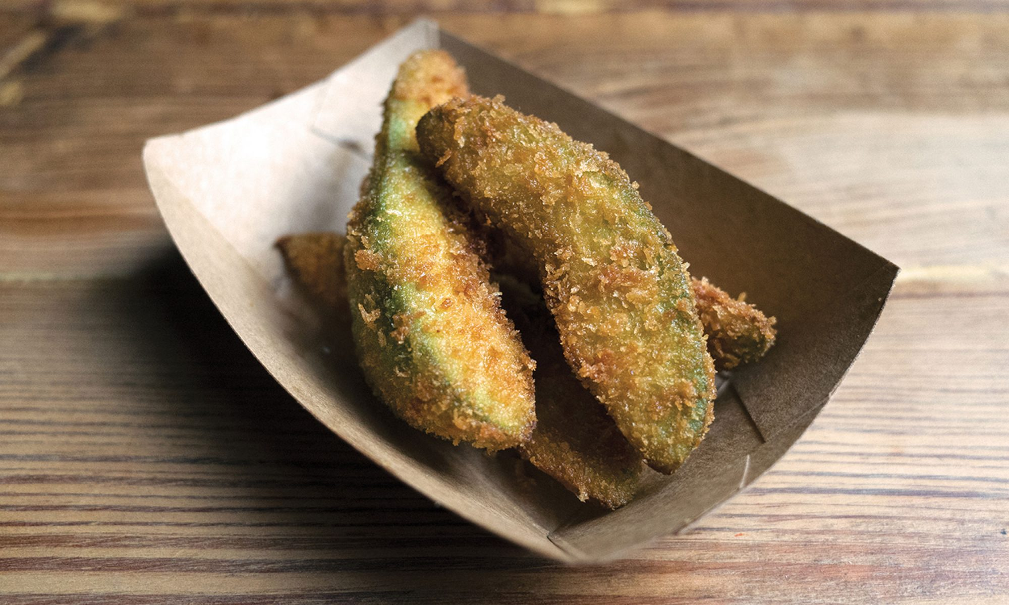 How to Make the Crispiest Avocado Fries of Your Life