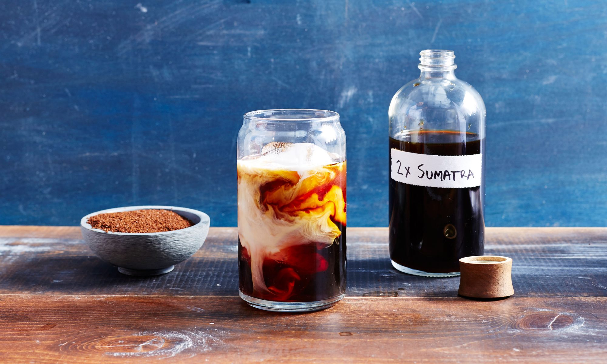 EC: How to Make Cold Brew Concentrate at Home