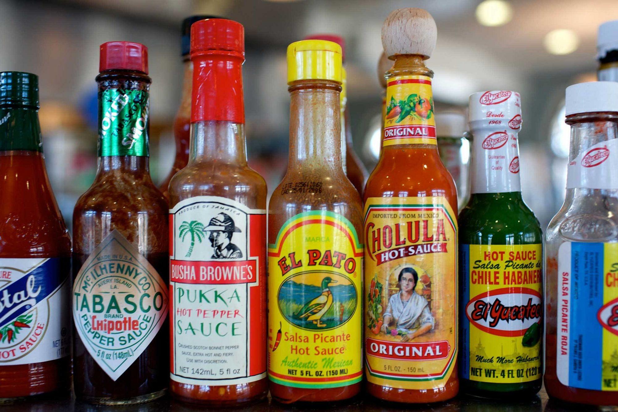 EC: Should You Refrigerate Hot Sauce?