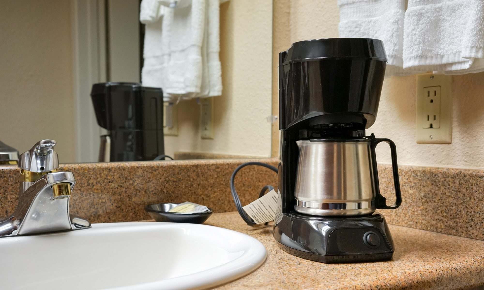 EC: A Plea for the Return of Crappy Hotel Room Coffee Makers