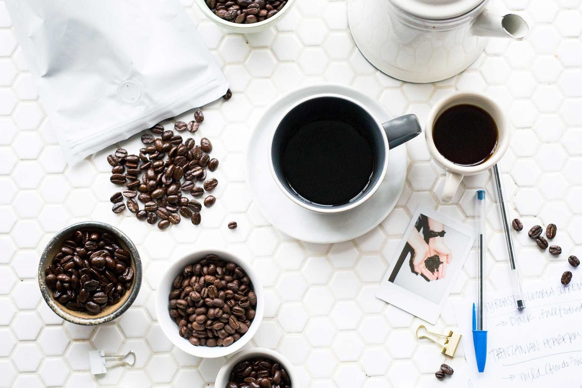 EC: How to Store Coffee Beans for the Best-Tasting Cup of Coffee at Home