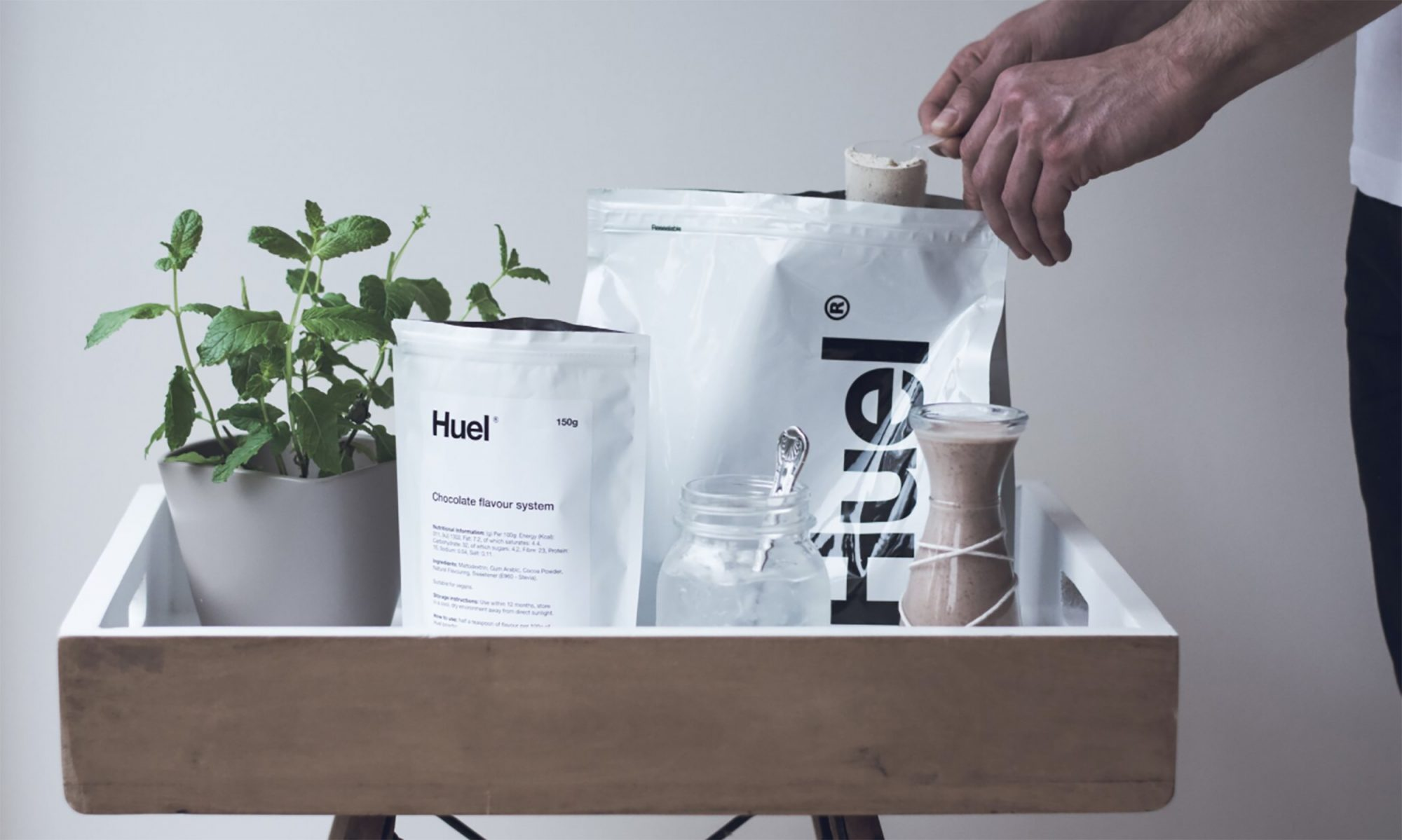 EC: European Soylent Competitor Huel Is Coming to America