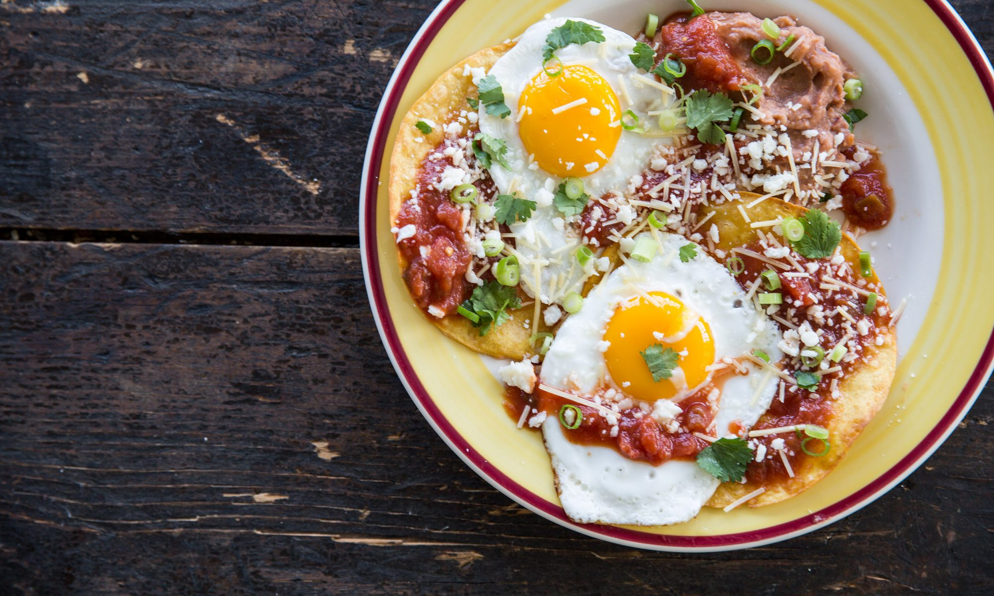 This Huevos Rancheros Recipe Will Undo Last Night's Mistakes in 22 Minutes