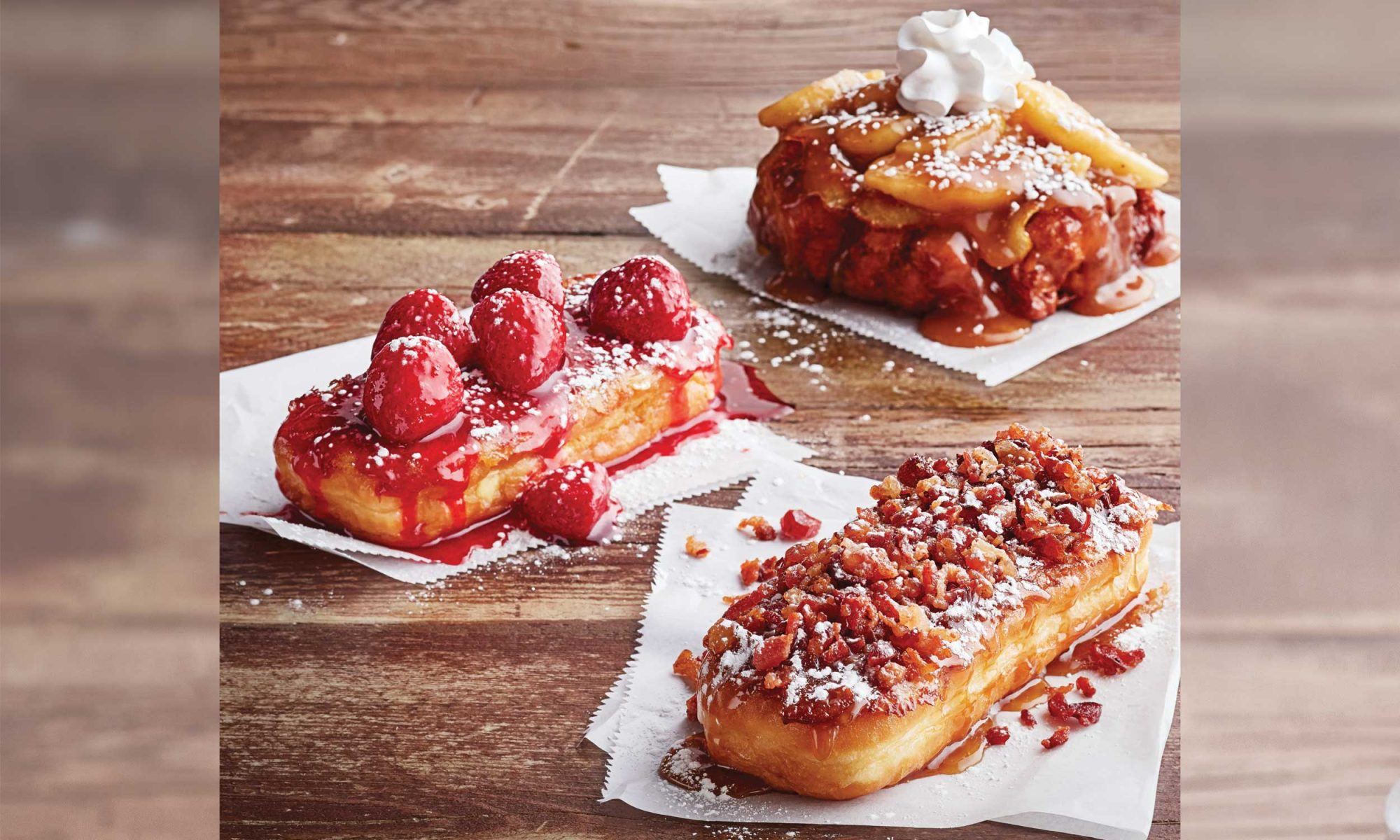 EC: Doughnut French Toast Is Coming to IHOP