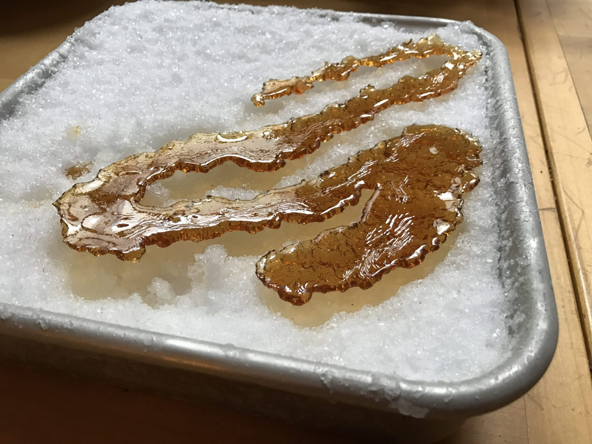 EC: Two-Ingredient Maple Syrup Taffy Is Shockingly Easy