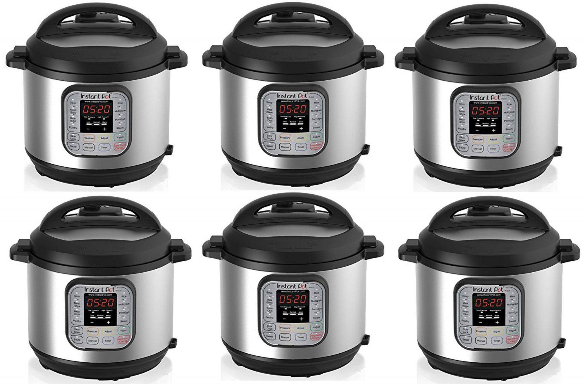 EC: You Can Get an Instant Pot for 30% Off Today