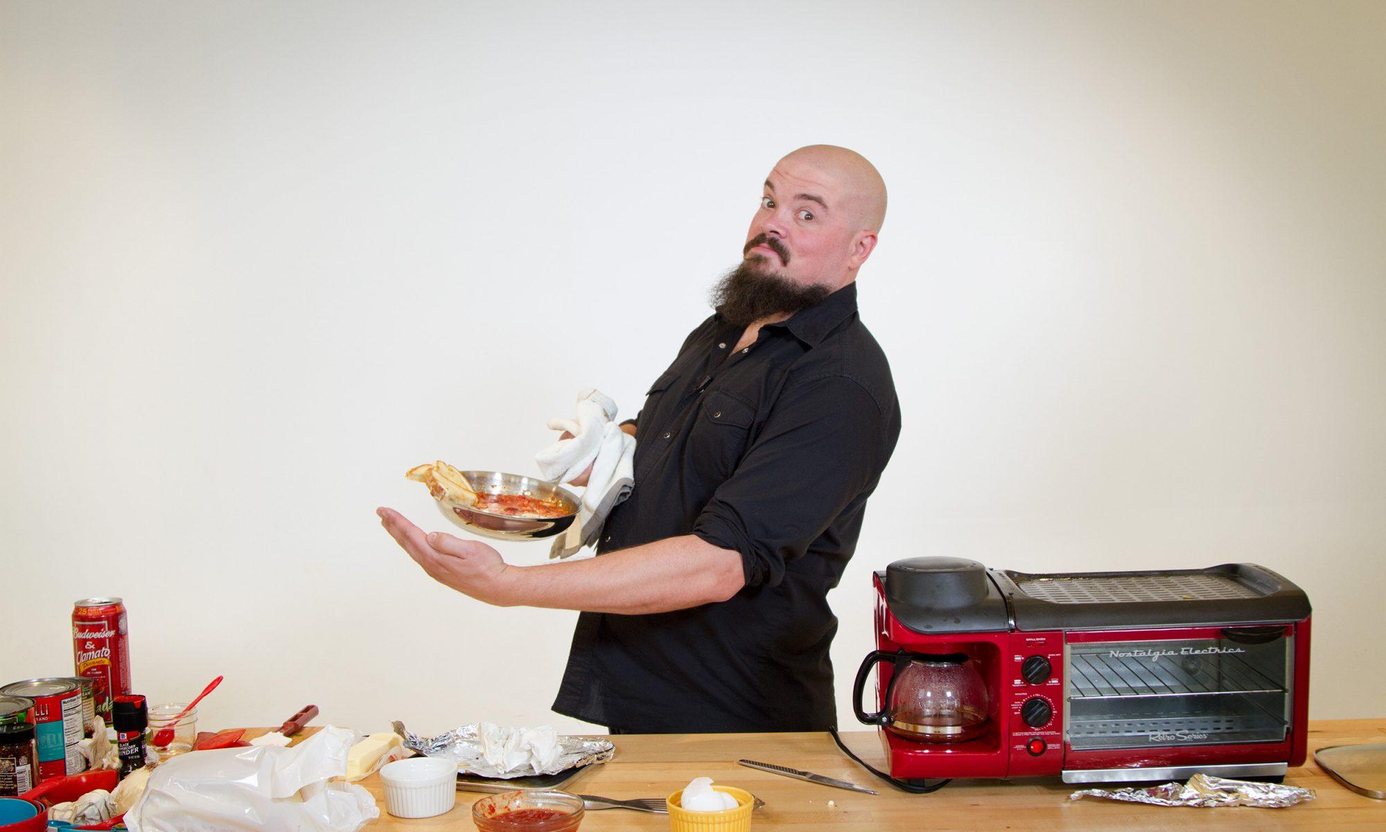 EC: 3-in-1 Breakfast Machine Challenge: Isaac Toups