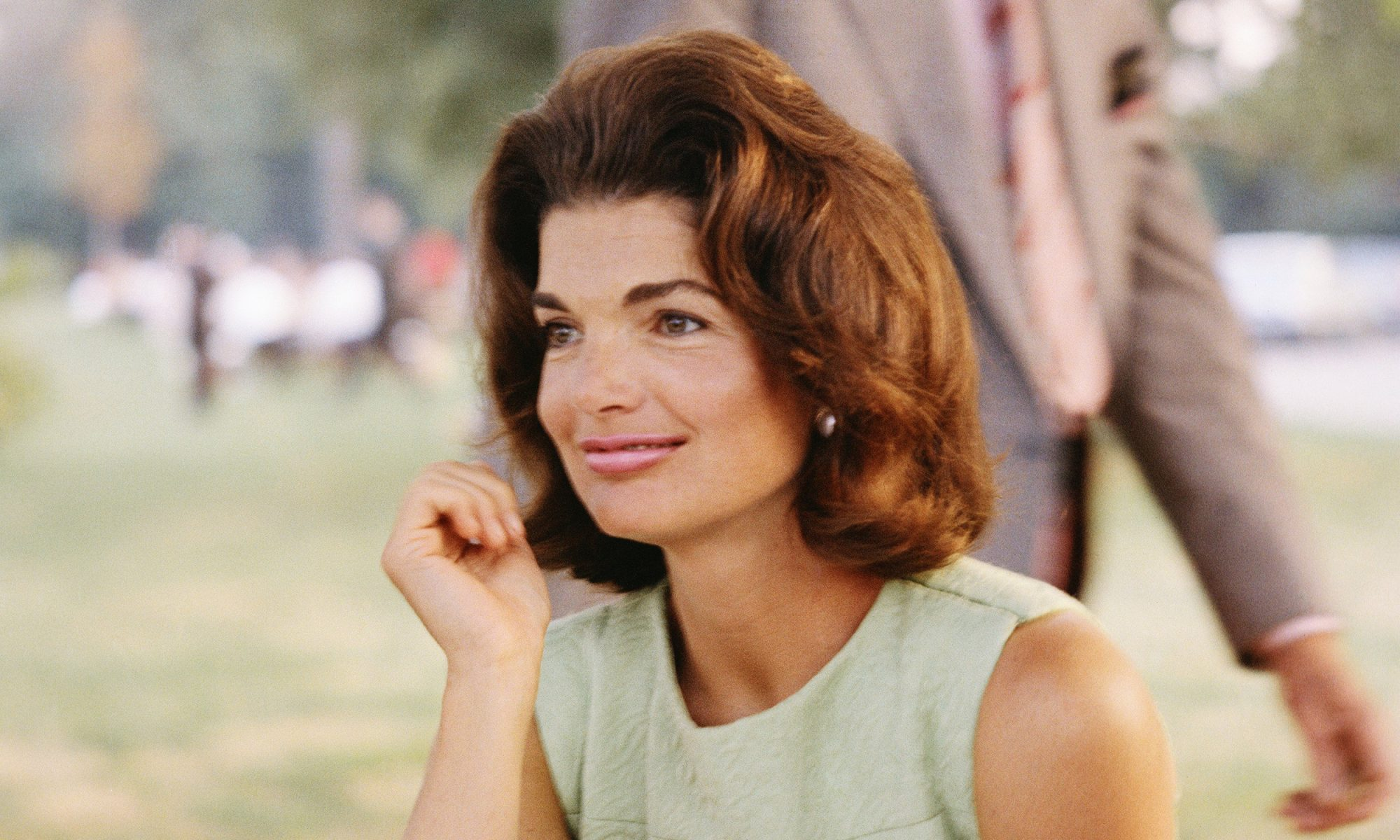 EC: Jackie Kennedy Had a Really Great Waffle Recipe