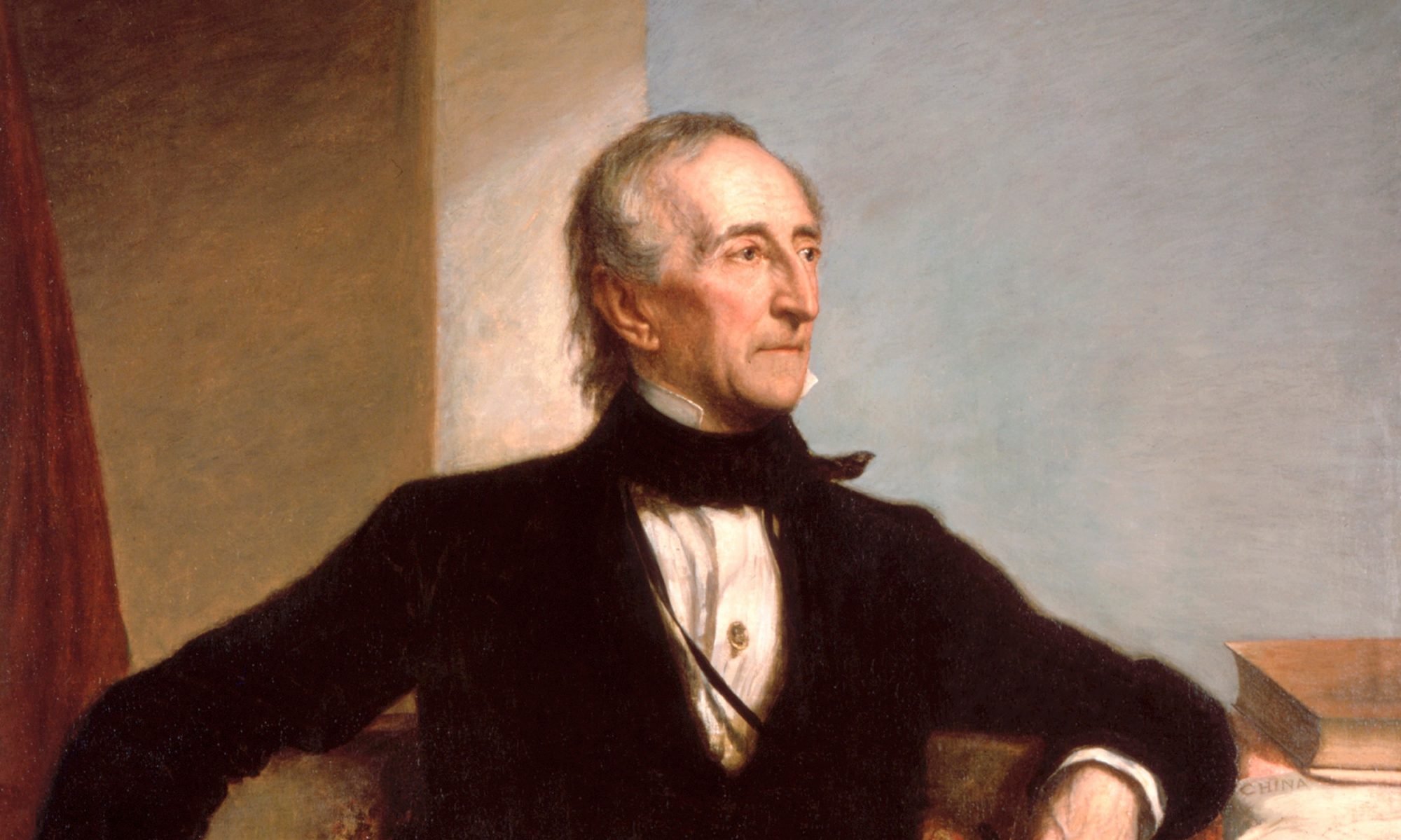 EC: John Tyler Was an Accidental President Who Loved Breakfast
