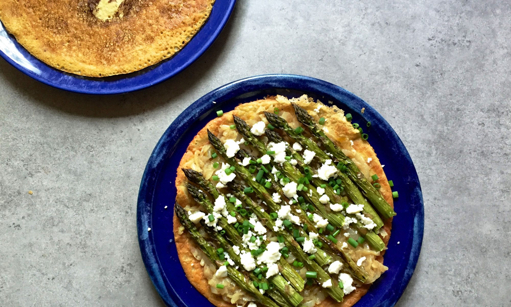 EC: This Vegan Omelet Is Made With Chickpea Flour
