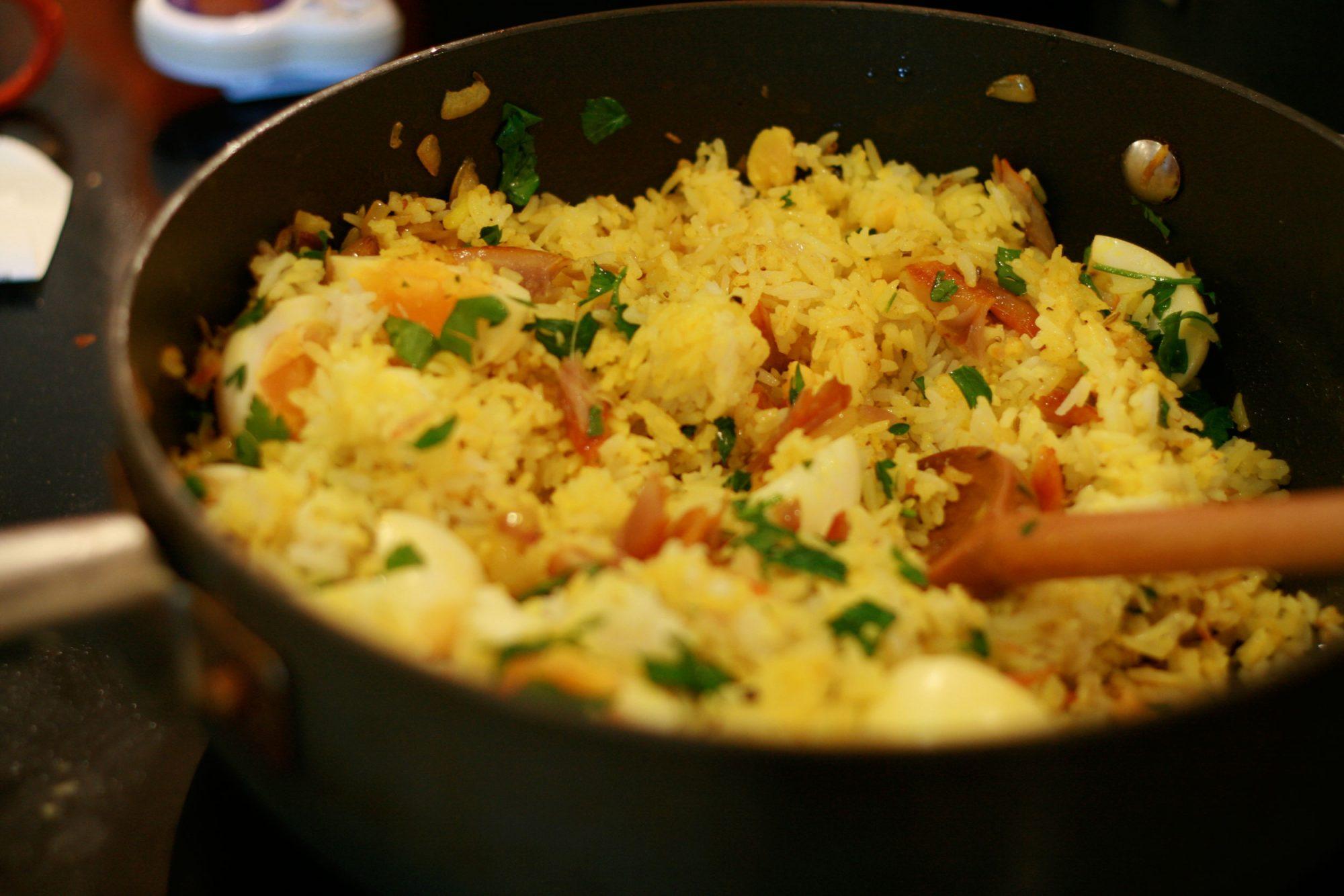 EC: Meet Kedgeree, an Anglo-Indian Breakfast Sensation