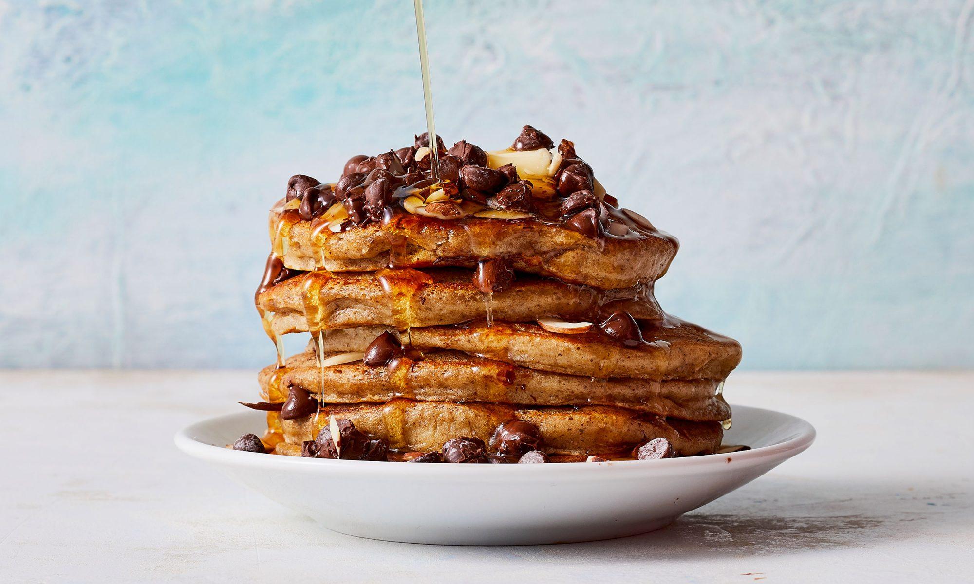 protein pancakes video hero