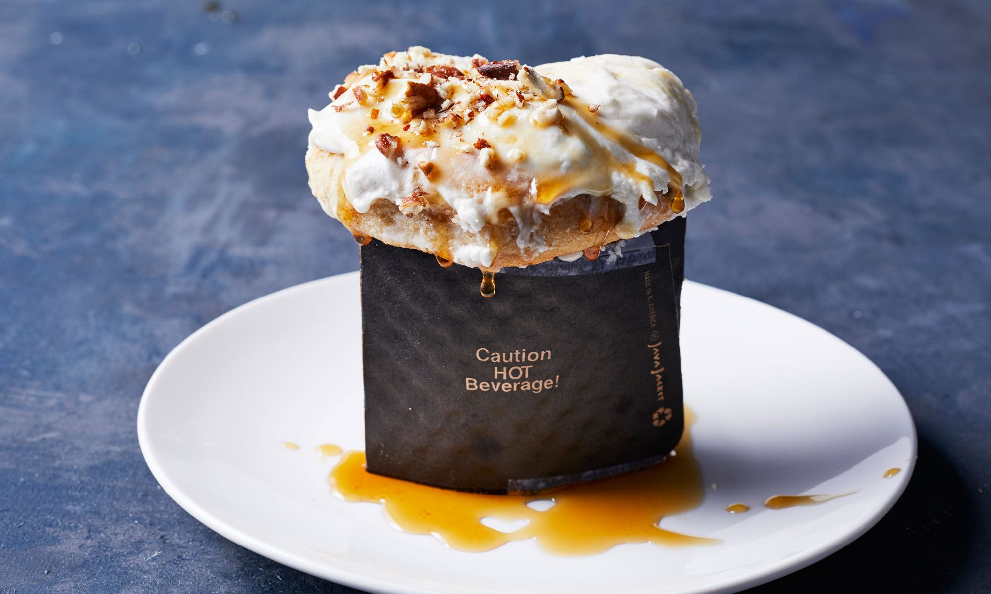 maple pecan latte roll video hero